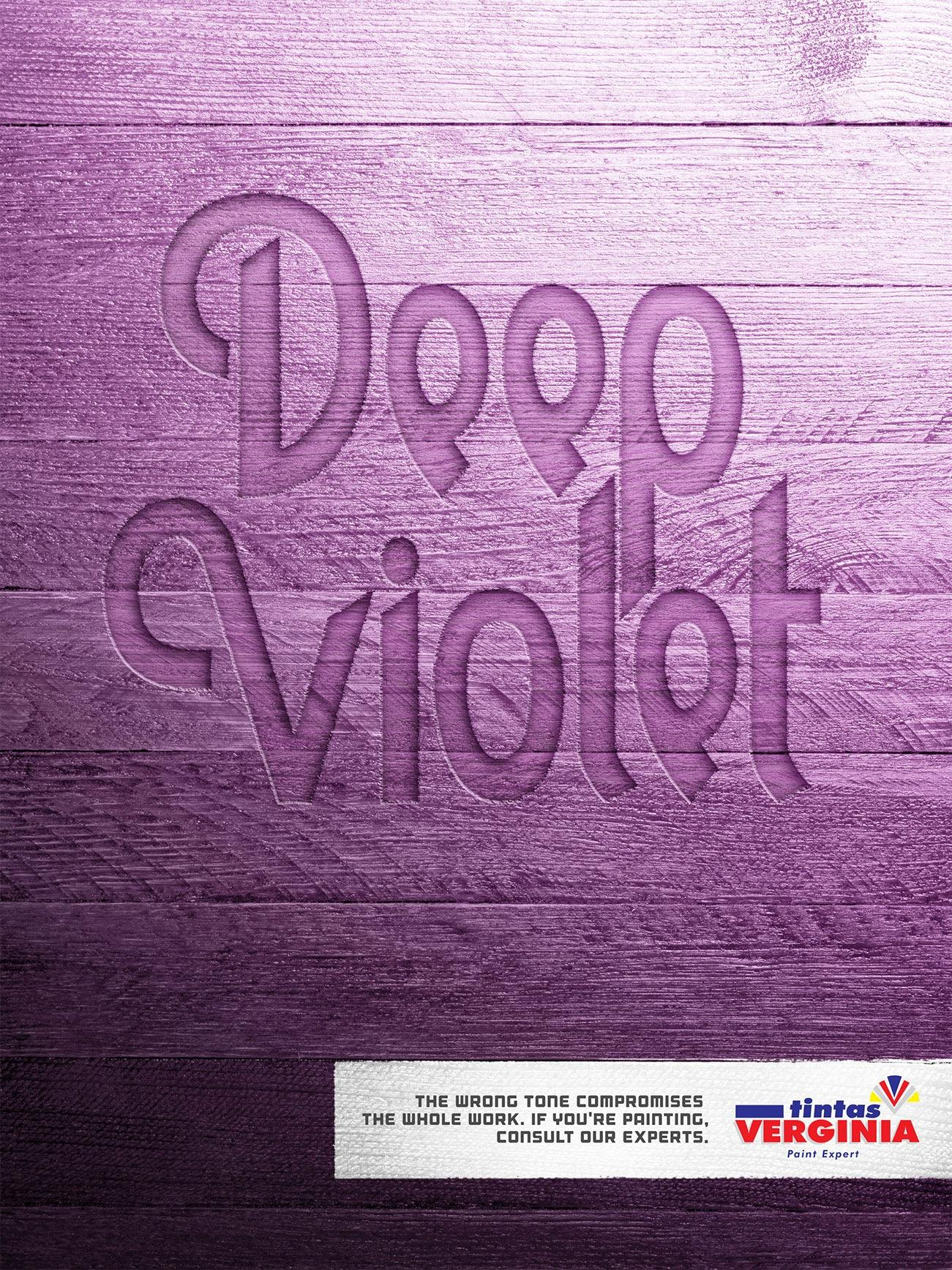 Tintas Verginia Print Ad -  Colors of Rock, 4