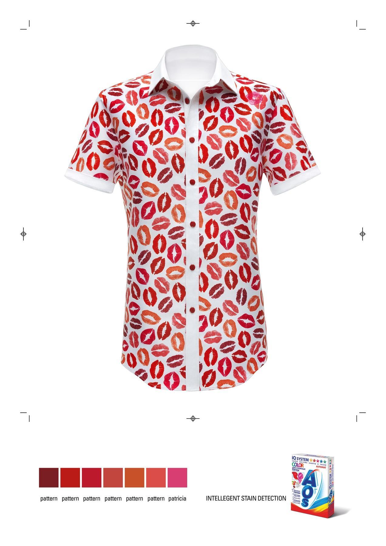 AOS Print Ad -  Shirt