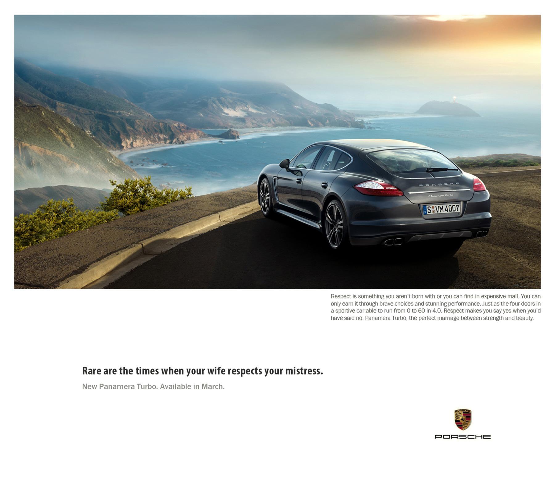 Porsche Print Advert By Miami Ad School Perfect 3 Ads