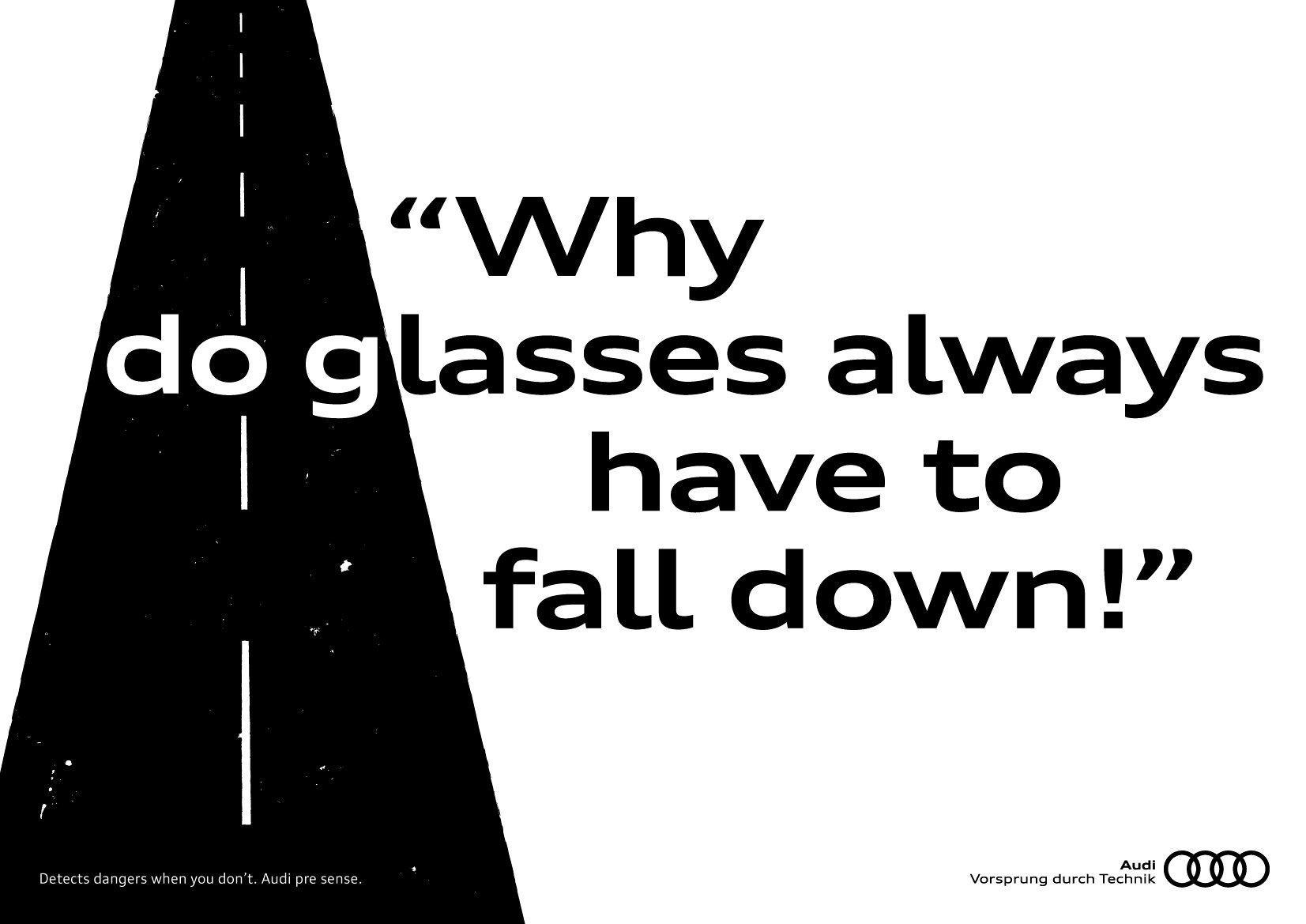 Audi Print Ad -  Dog