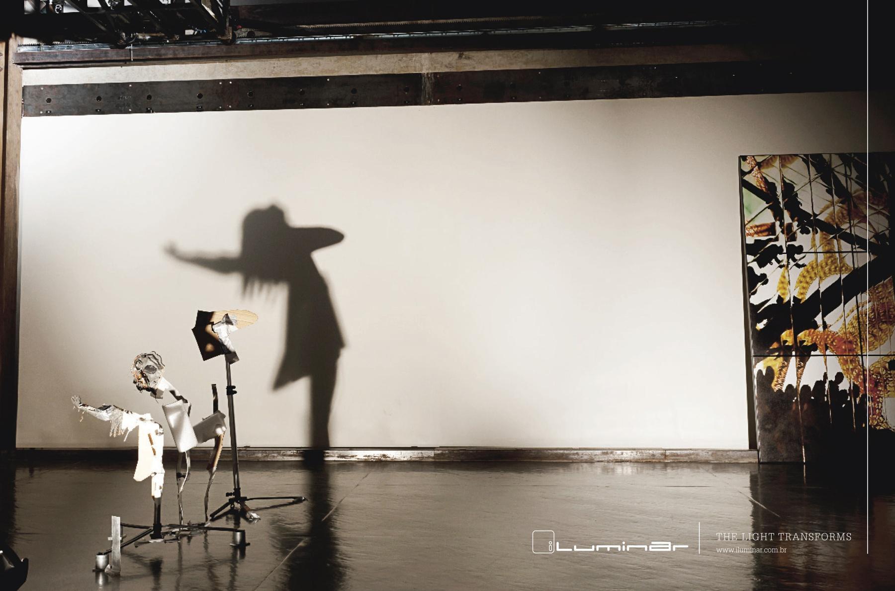 Iluminar Print Ad -  Ballerina