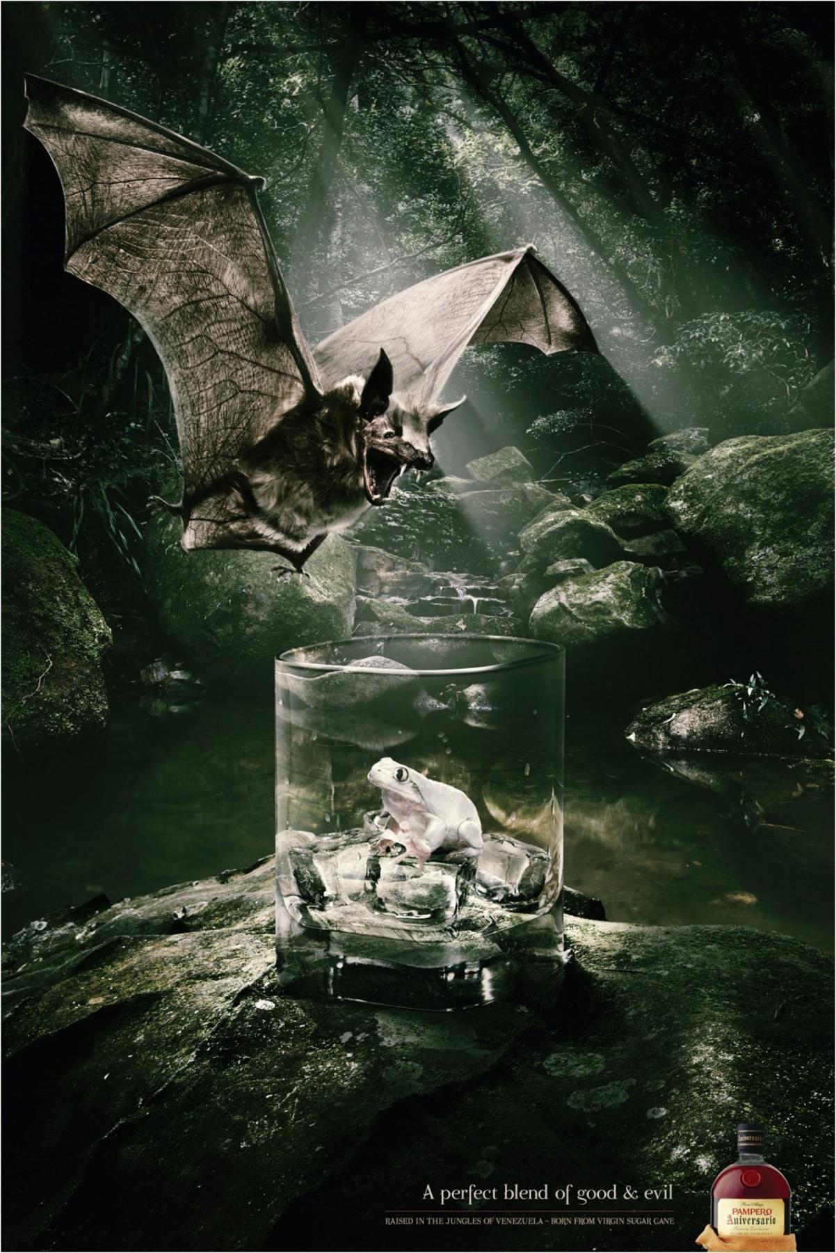 Diageo Print Ad -  Bat