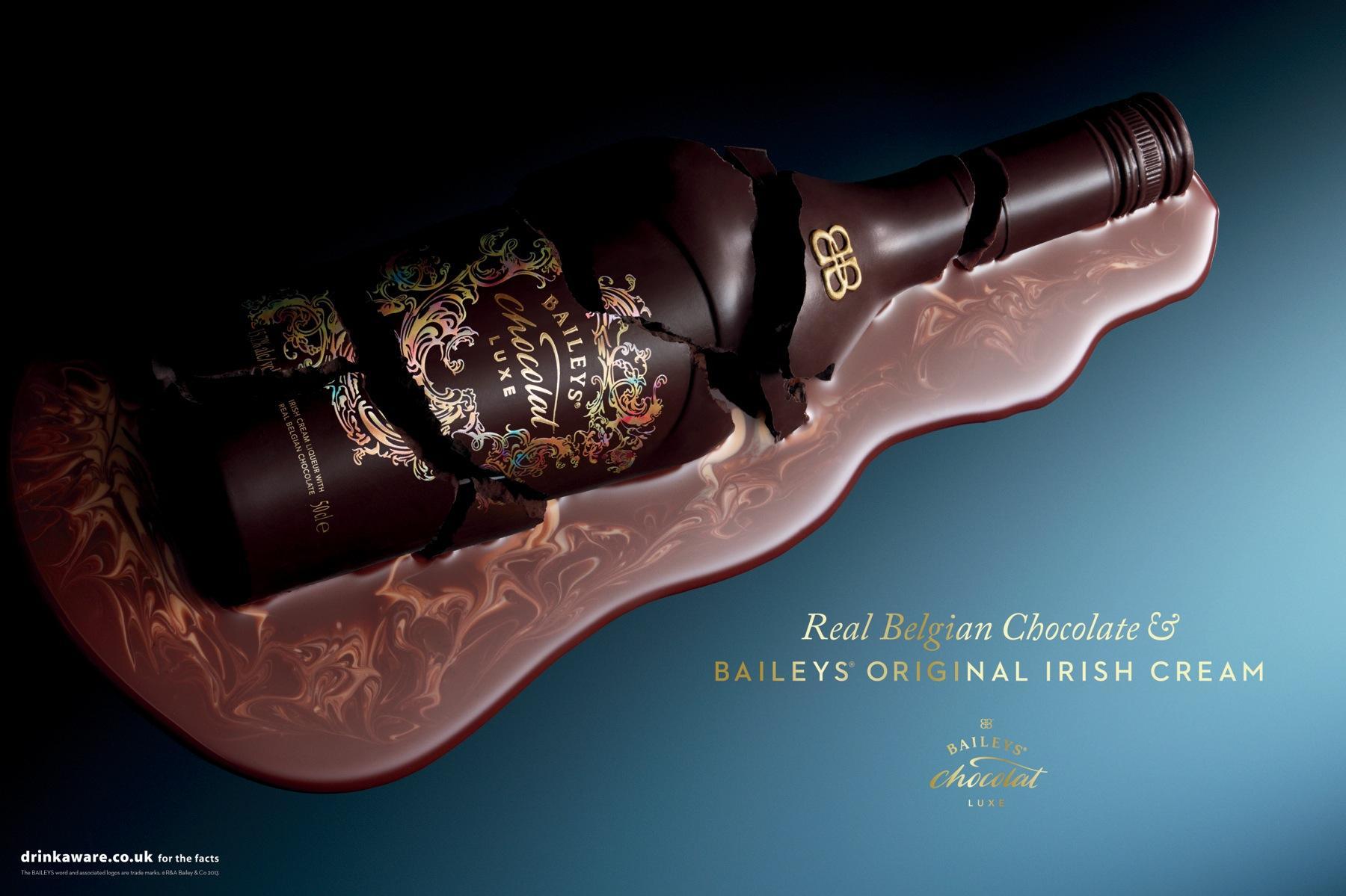 Baileys Print Ad -  Broken