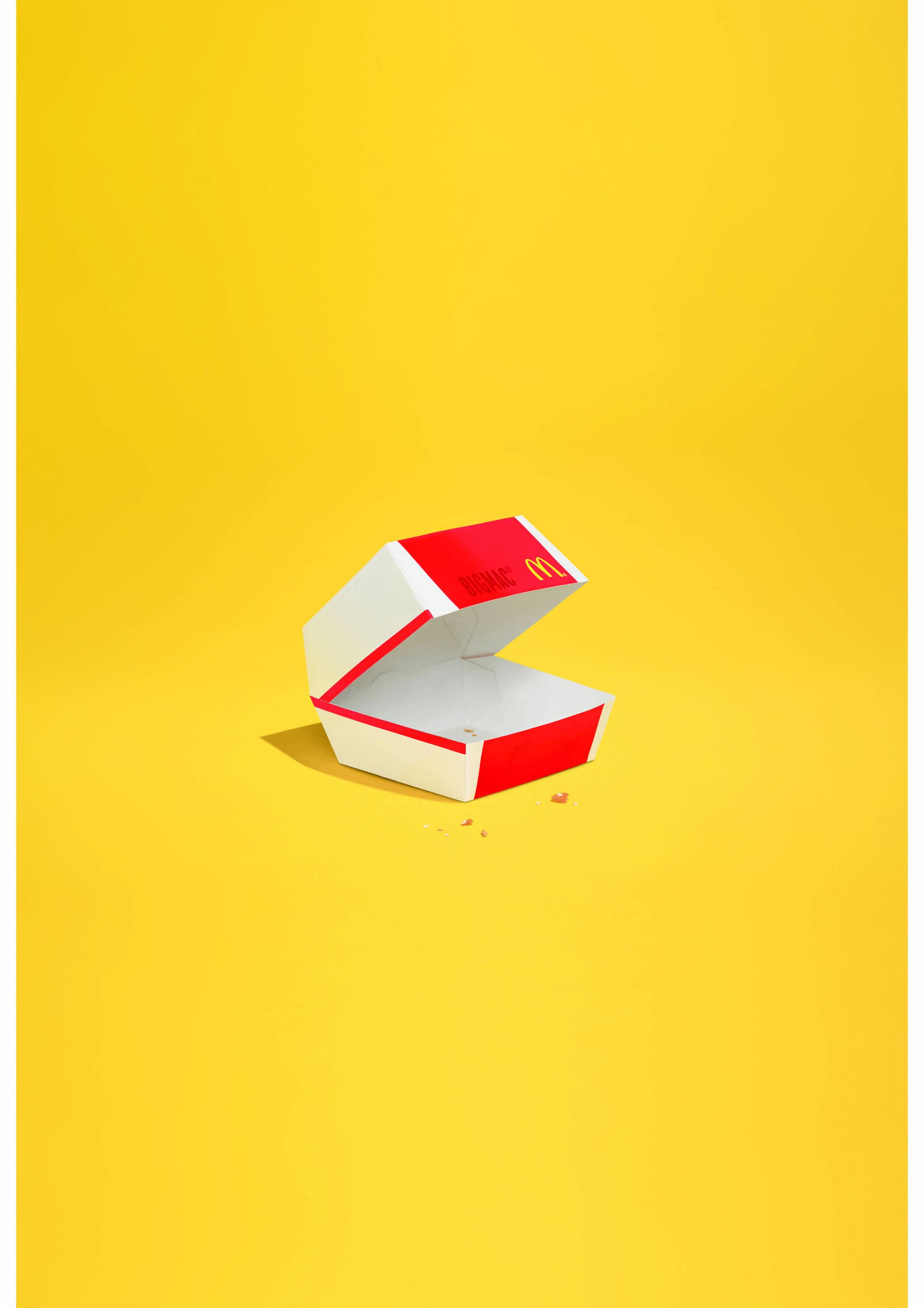 McDonald's Print Ad - Big Mac
