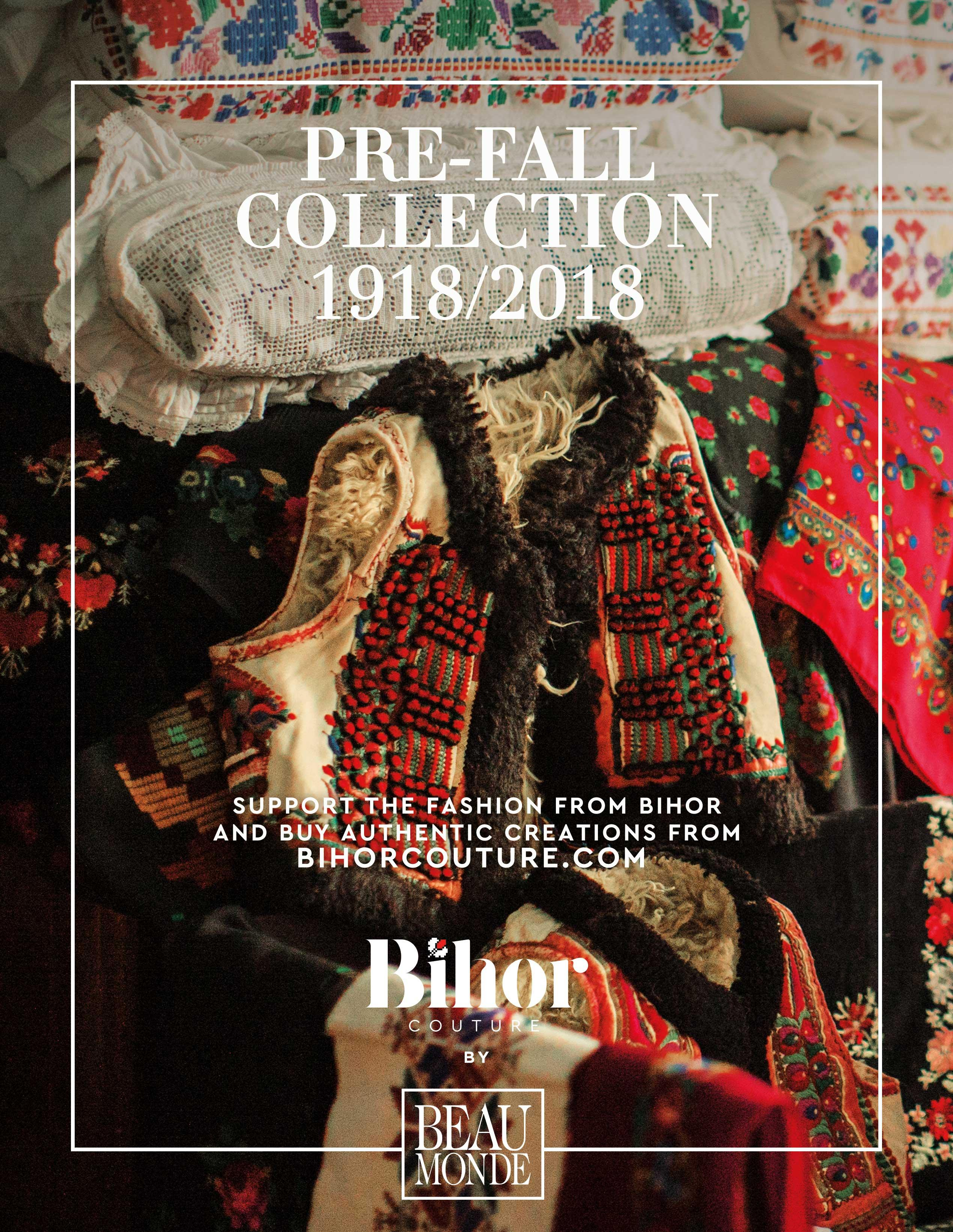 Bihor Couture Integrated Ad - Bihor Couture - The Story