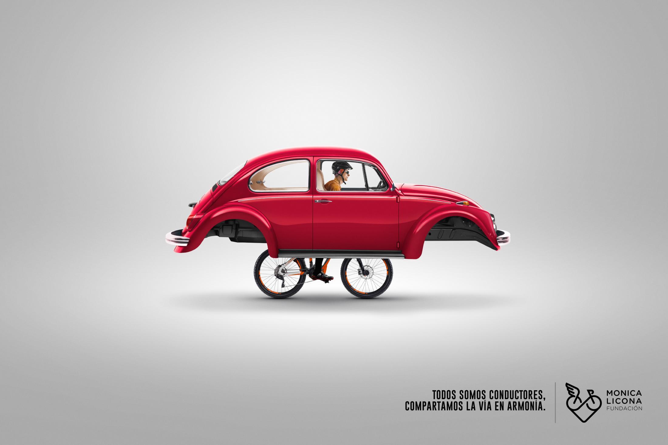 Fundación Monica Licona: Bike, 1