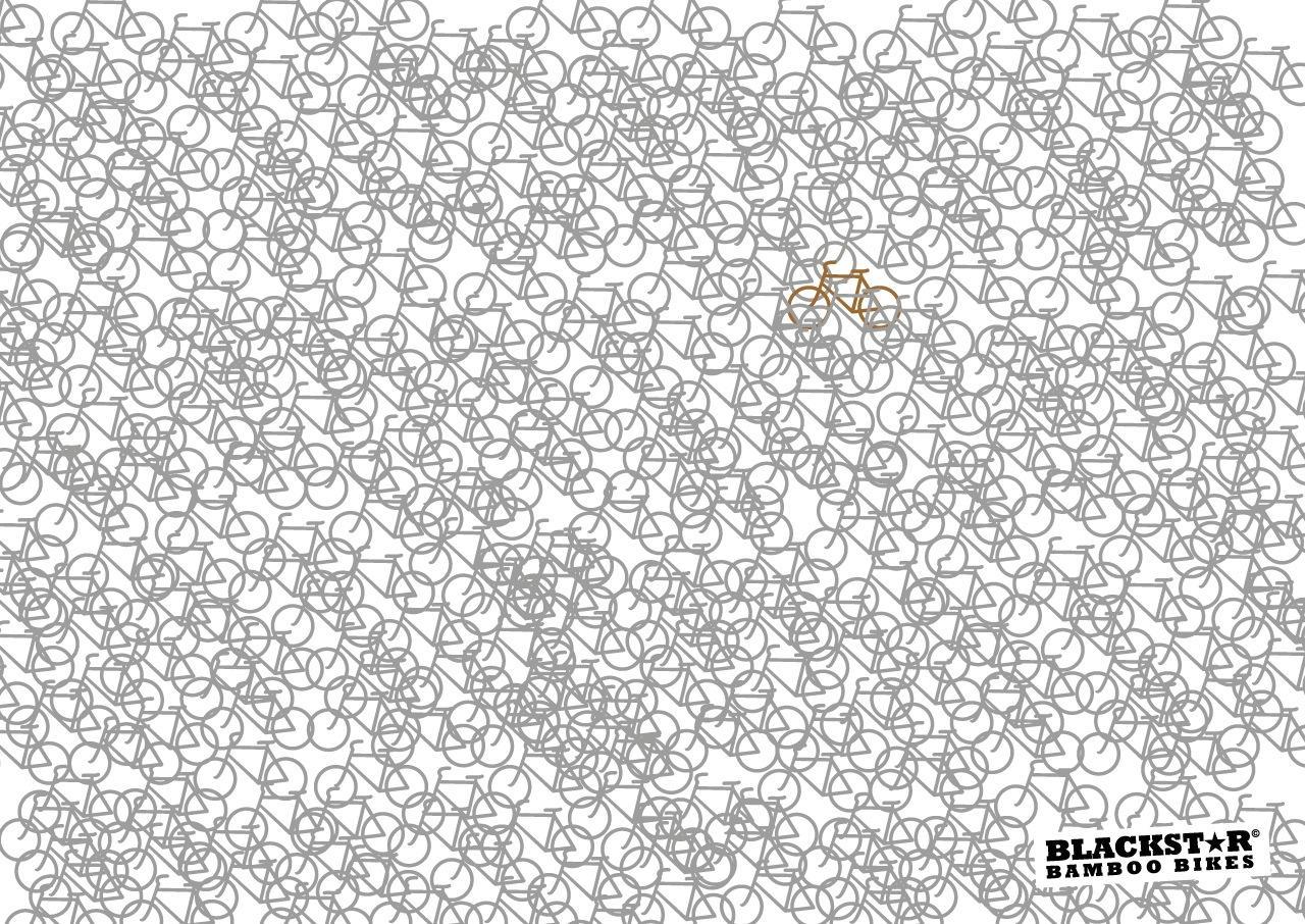 Blackstar Print Ad -  Distinguish