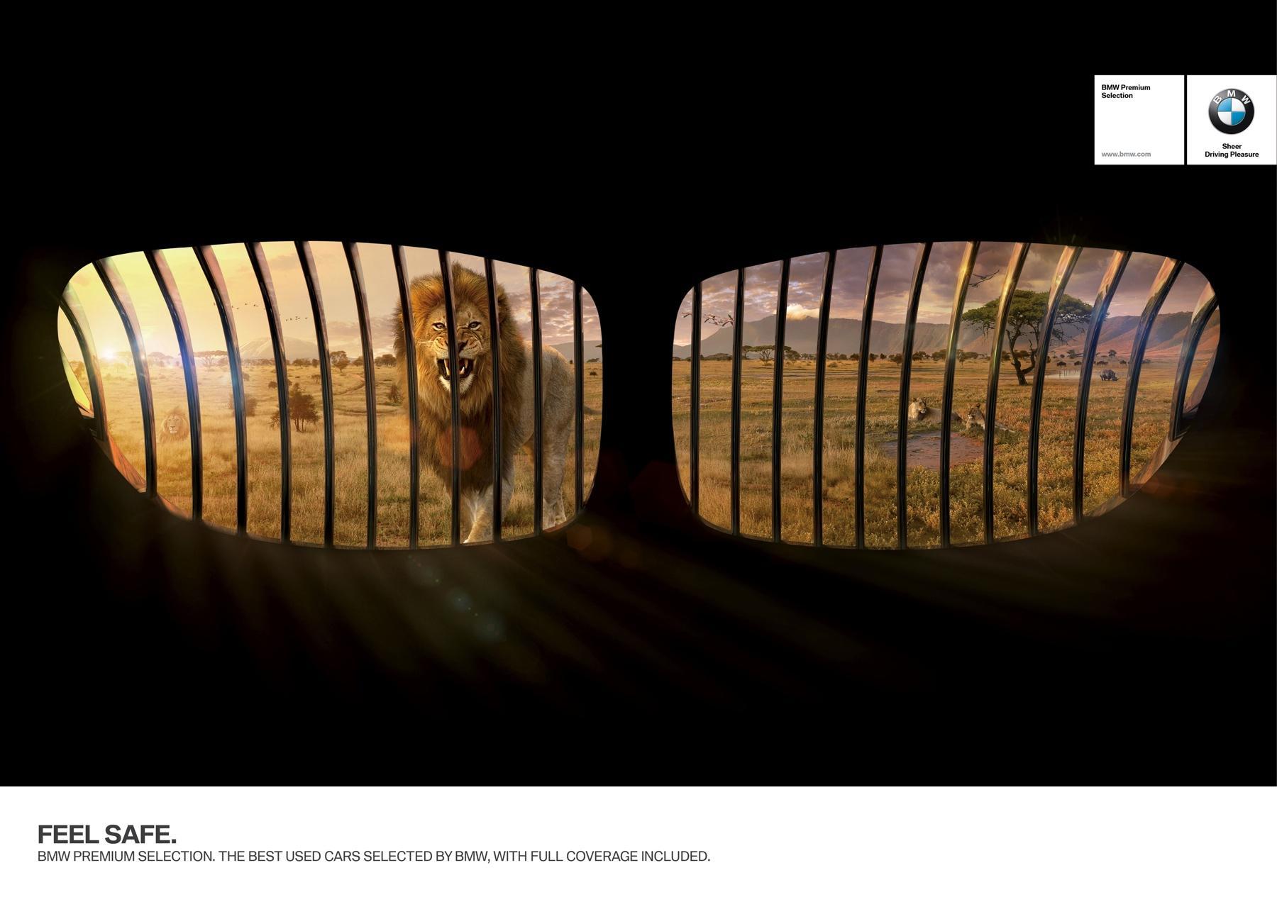 BMW Print Ad -  Savannah