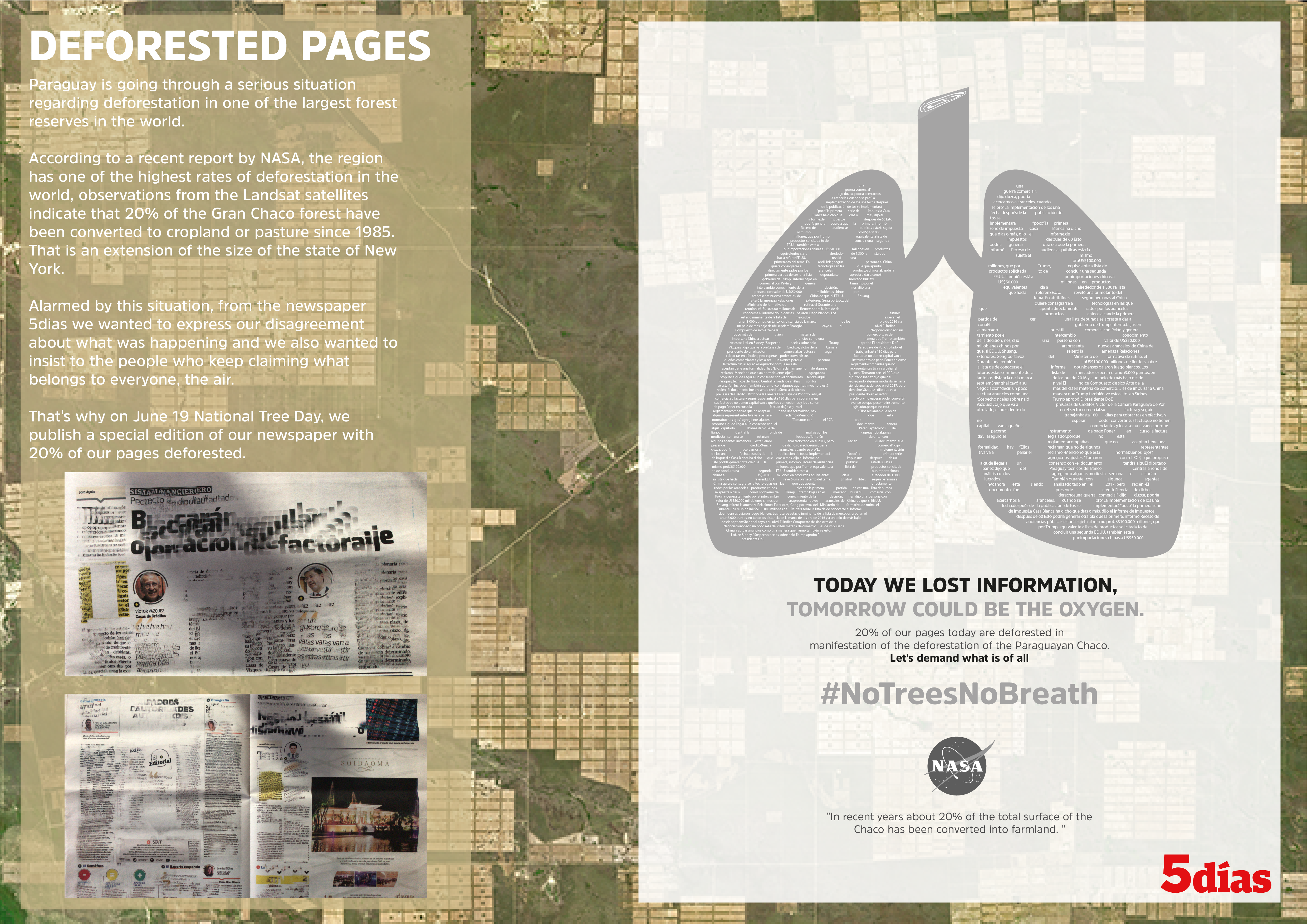 5días Direct Ad - Deforested Pages