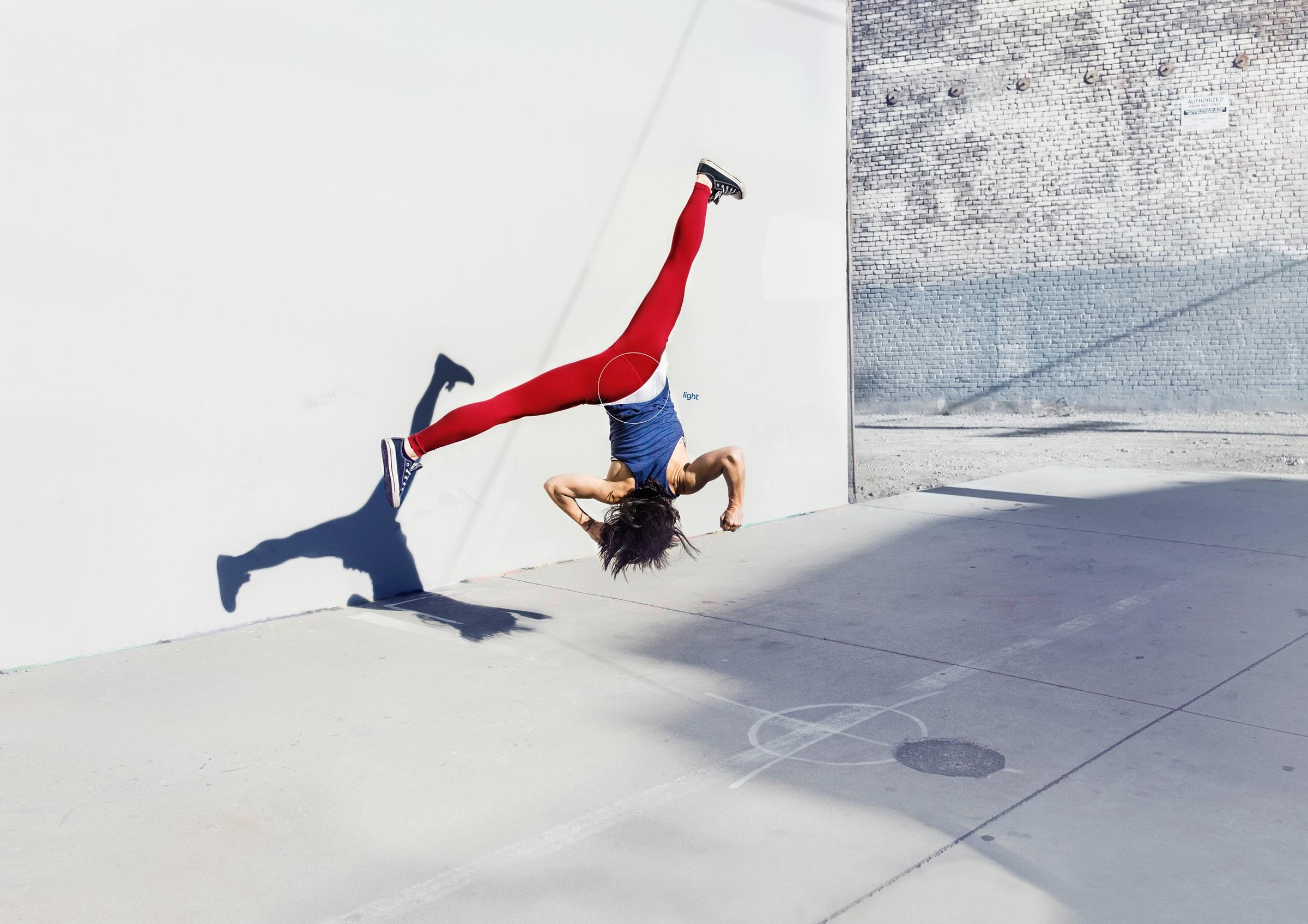 Pepsi Print Ad - Breakdance