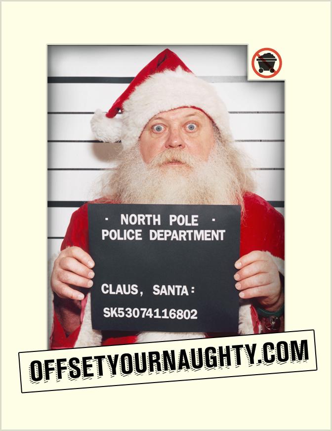 Carmichael Lynch Digital Ad -  Offset your naughty