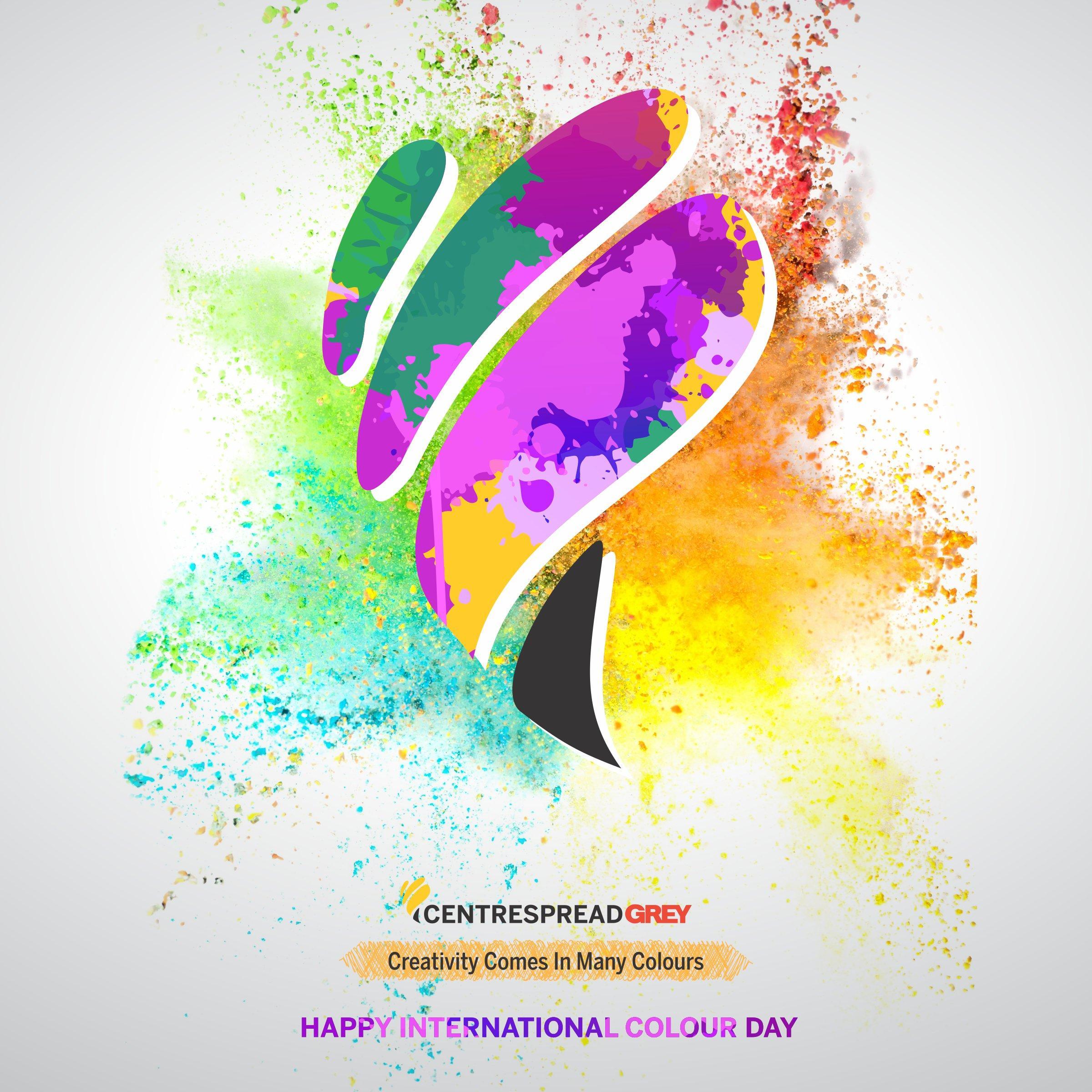 Centrespread Digital Ad - Colour Day