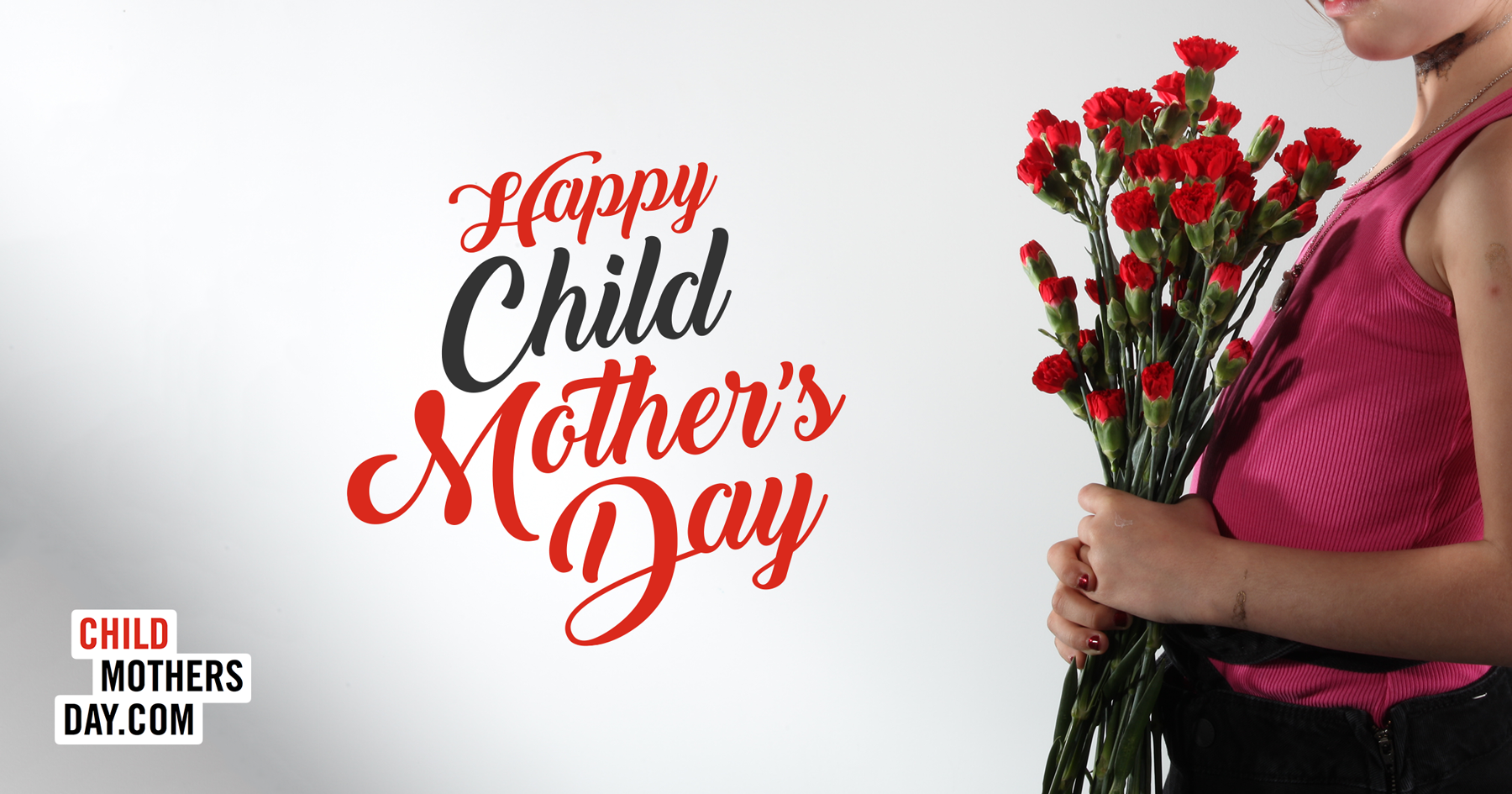Save the Children Print Ad - Happy Child Mother's Day