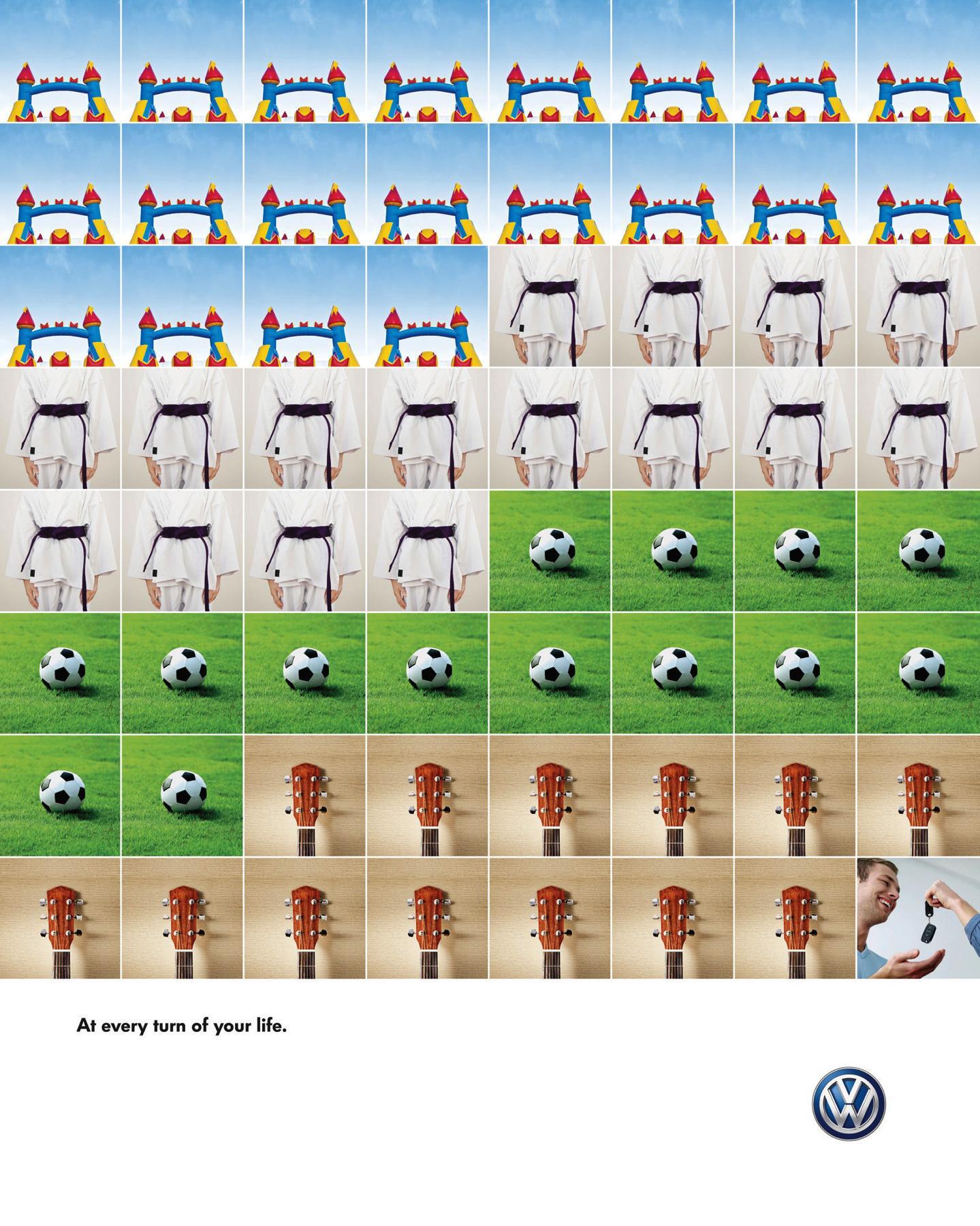 Volkswagen Print Ad -  Child