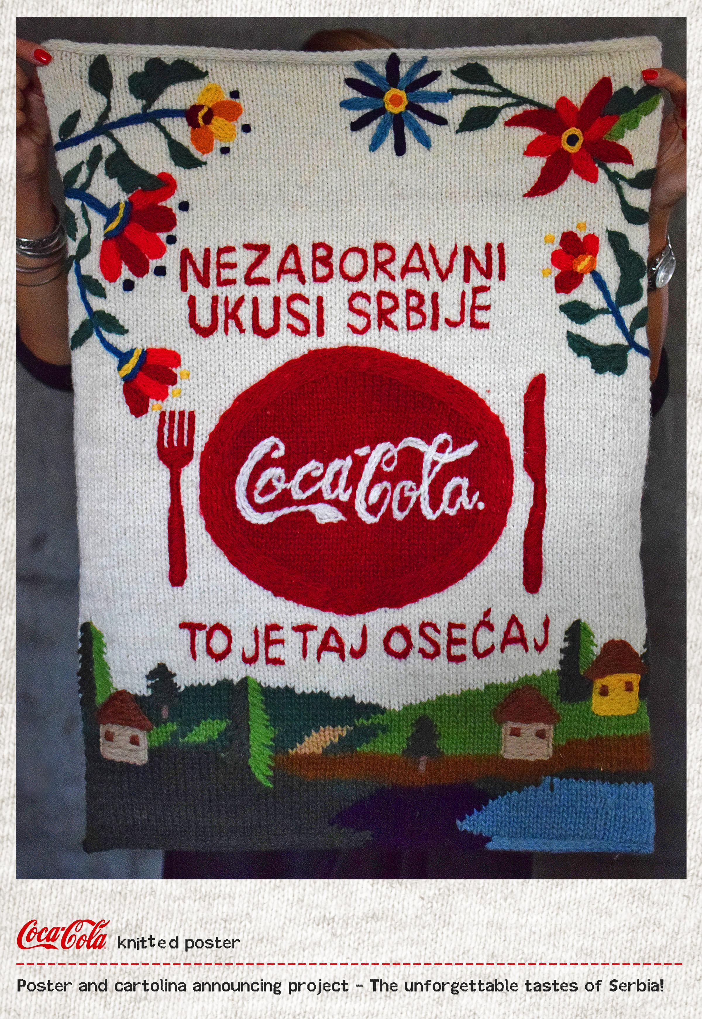 Coca-Cola Outdoor Ad - Coca-Cola Hand-Crafted Billboards