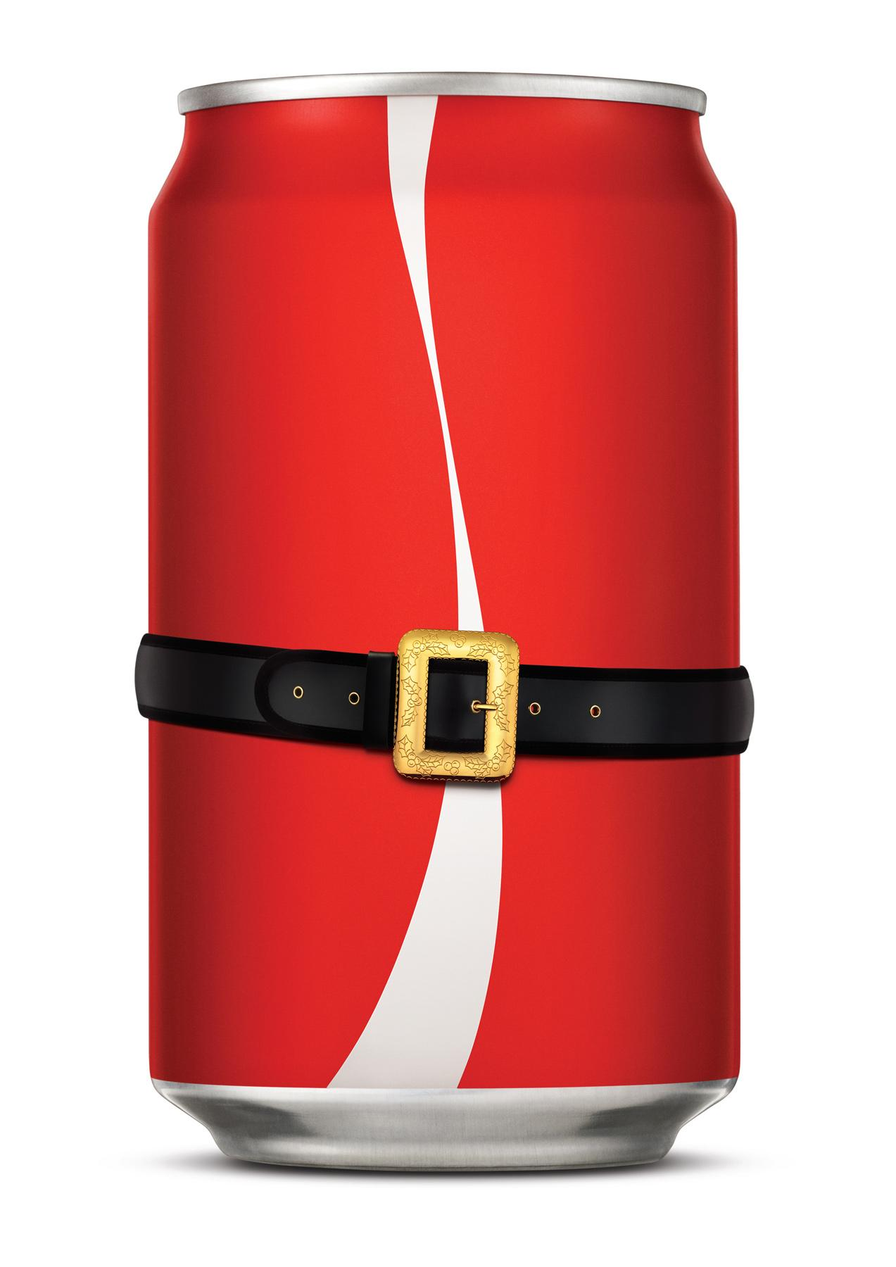 Coca-Cola Outdoor Ad -  Cokesanta