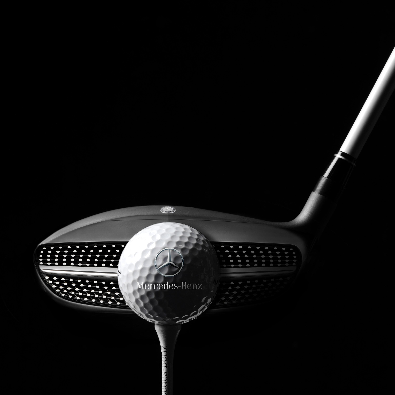 Mercedes-Benz Digital Ad - World Cup of Golf