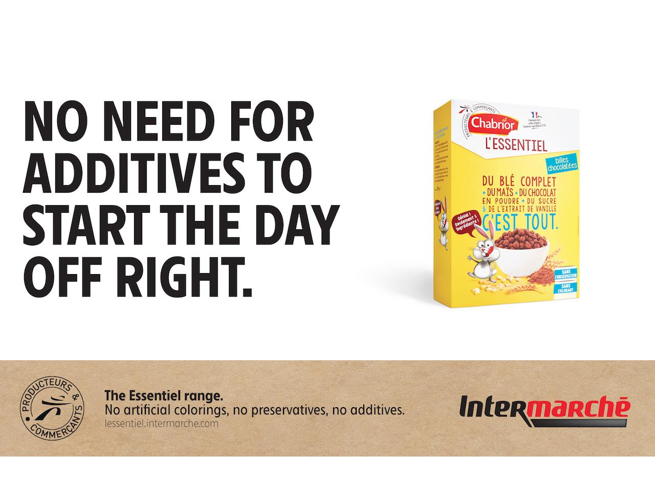Intermarche Print Ad - The Taste of Colors, 4