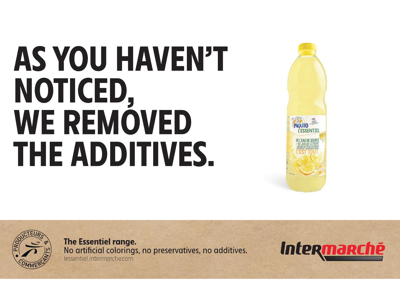 Intermarche Print Ad - The Taste of Colors, 5