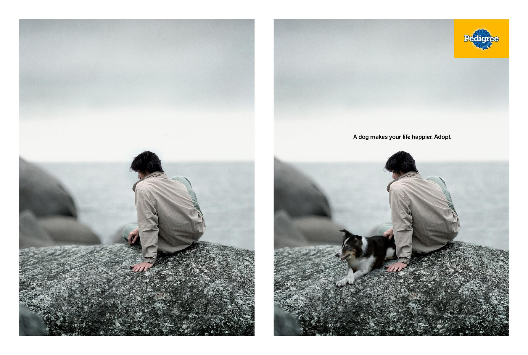 Pedigree Outdoor Ad -  Dog, 1