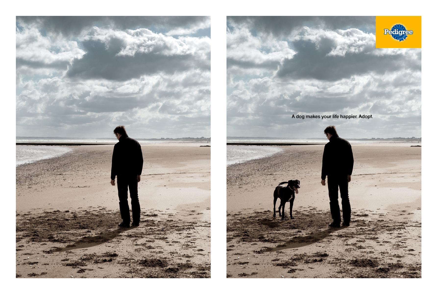 Pedigree Outdoor Ad -  Dog, 3