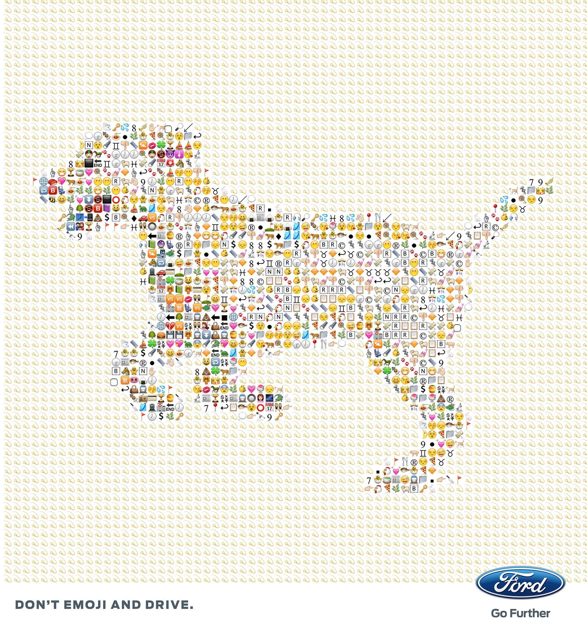 Ford Digital Ad -  #WorldEmojiDay, 1