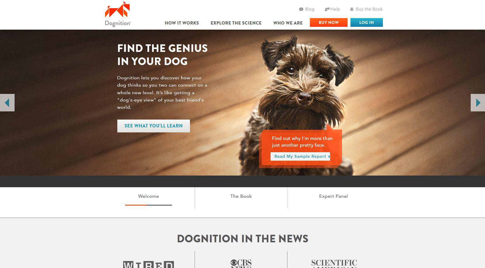 Canines Inc. Digital Ad -  Dognition