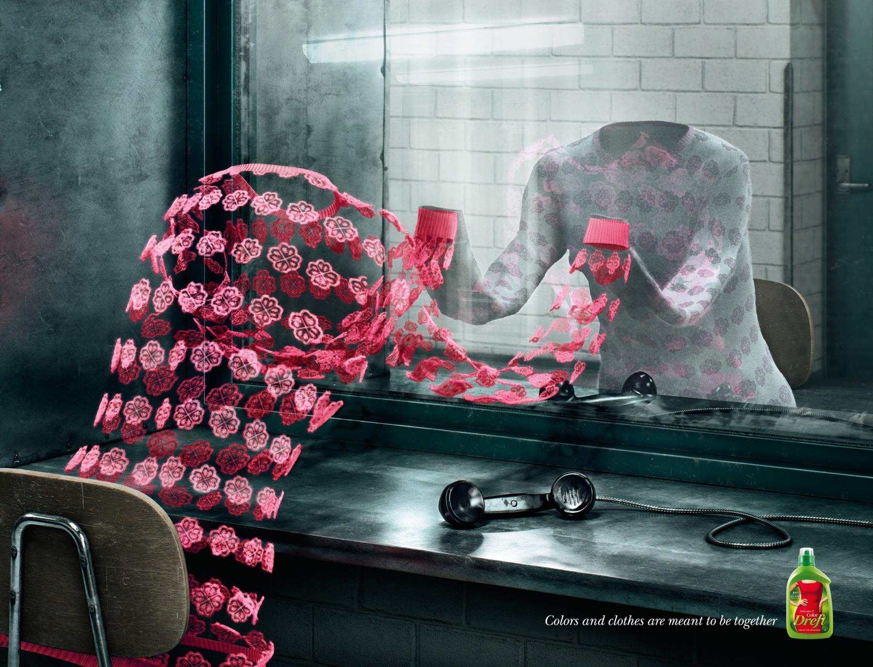 Dreft Print Ad -  Rendezvous