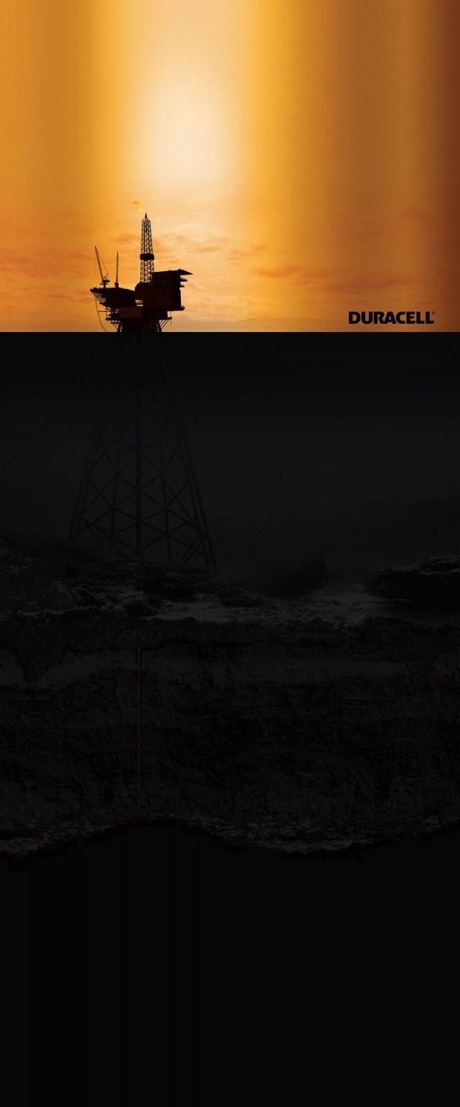 Duracell Print Ad -  Endless energy, 2