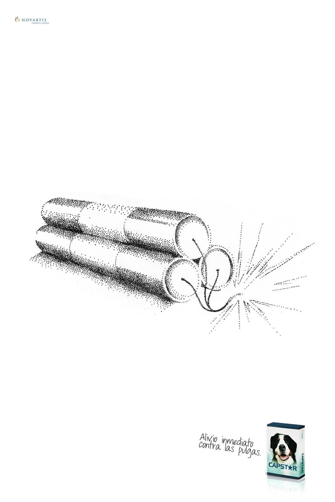 Capstar Print Ad -  Dynamite