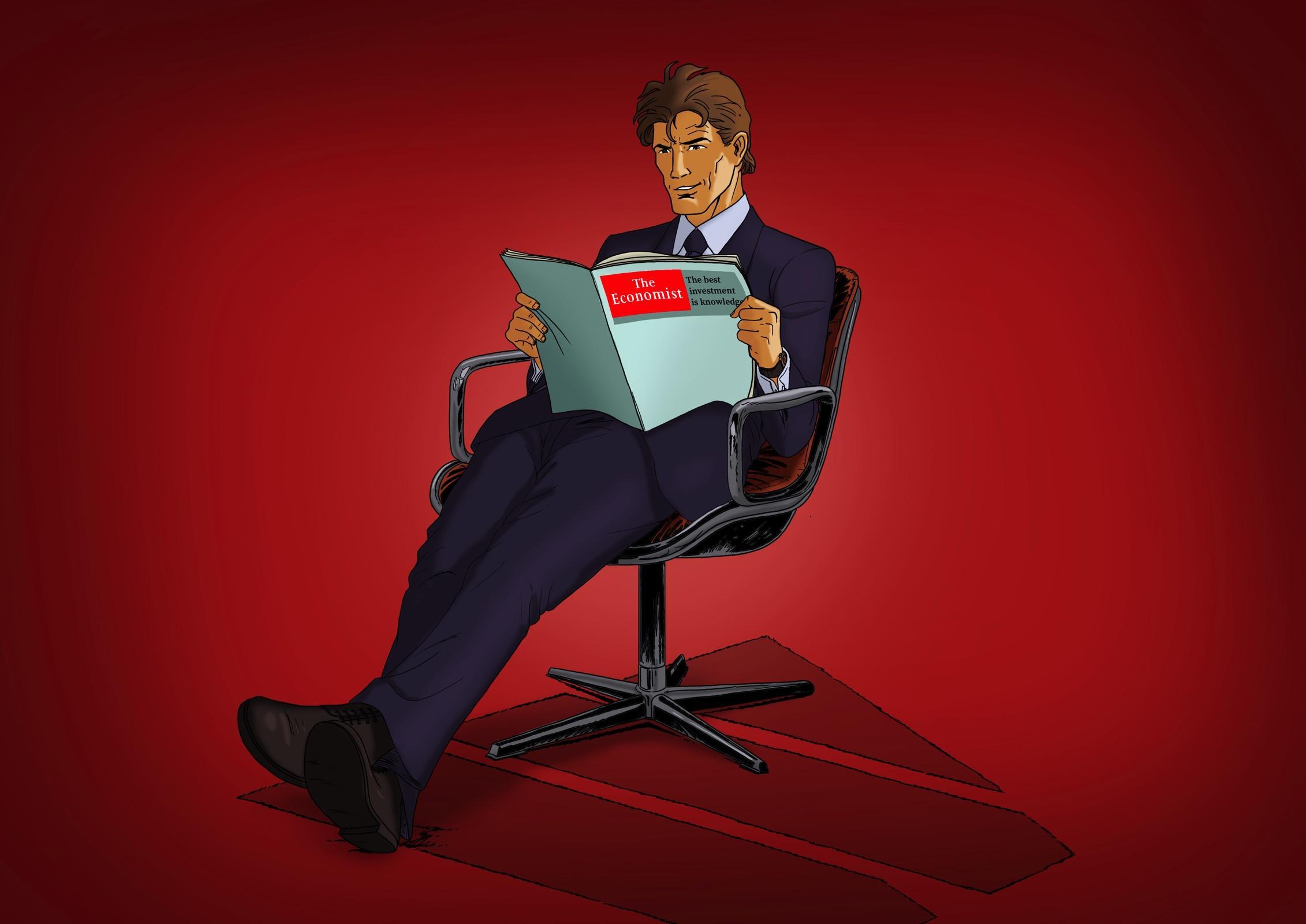 The Economist Print Ad - Best Investment, 2