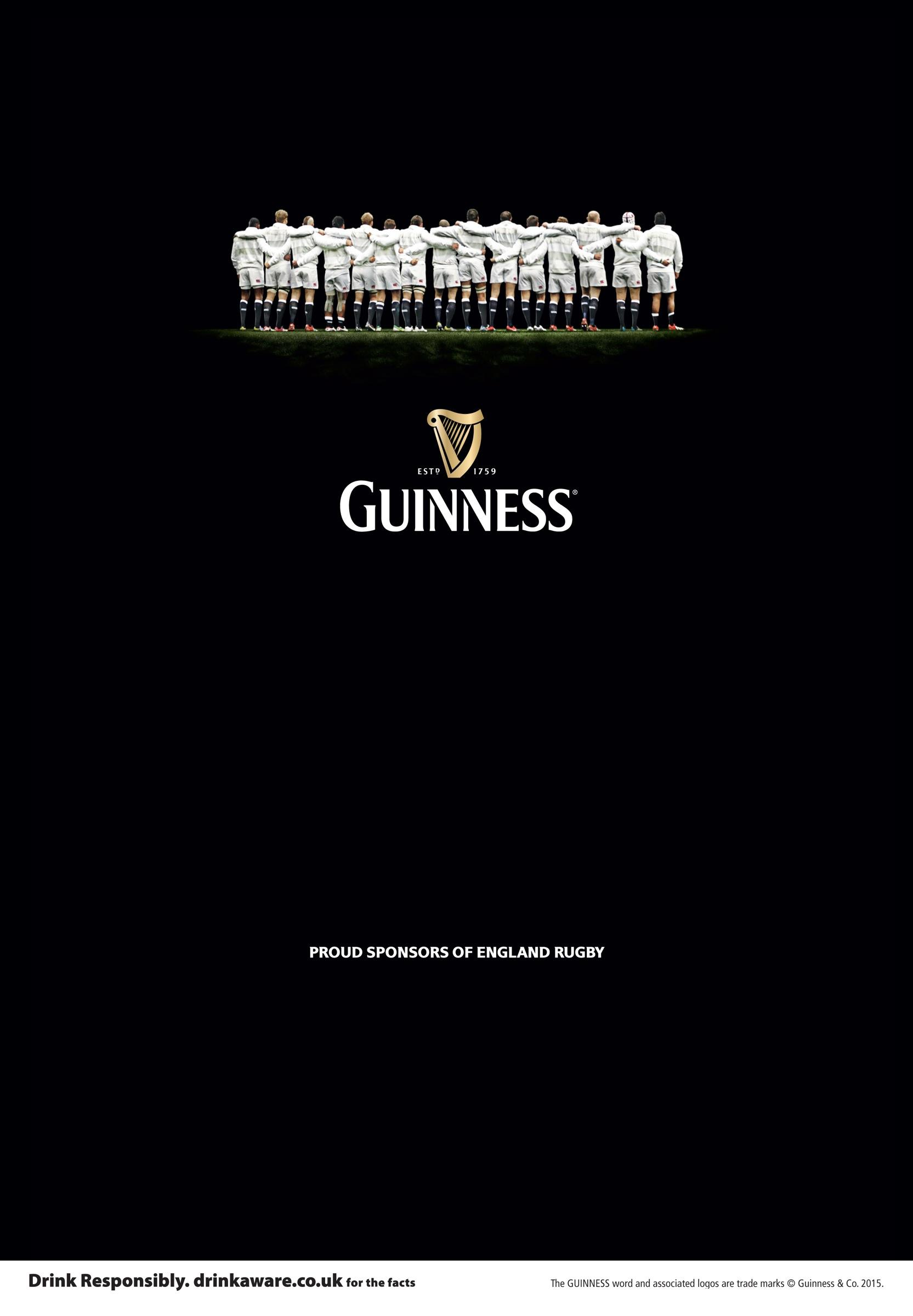 Guinness Print Ad -  Anthem