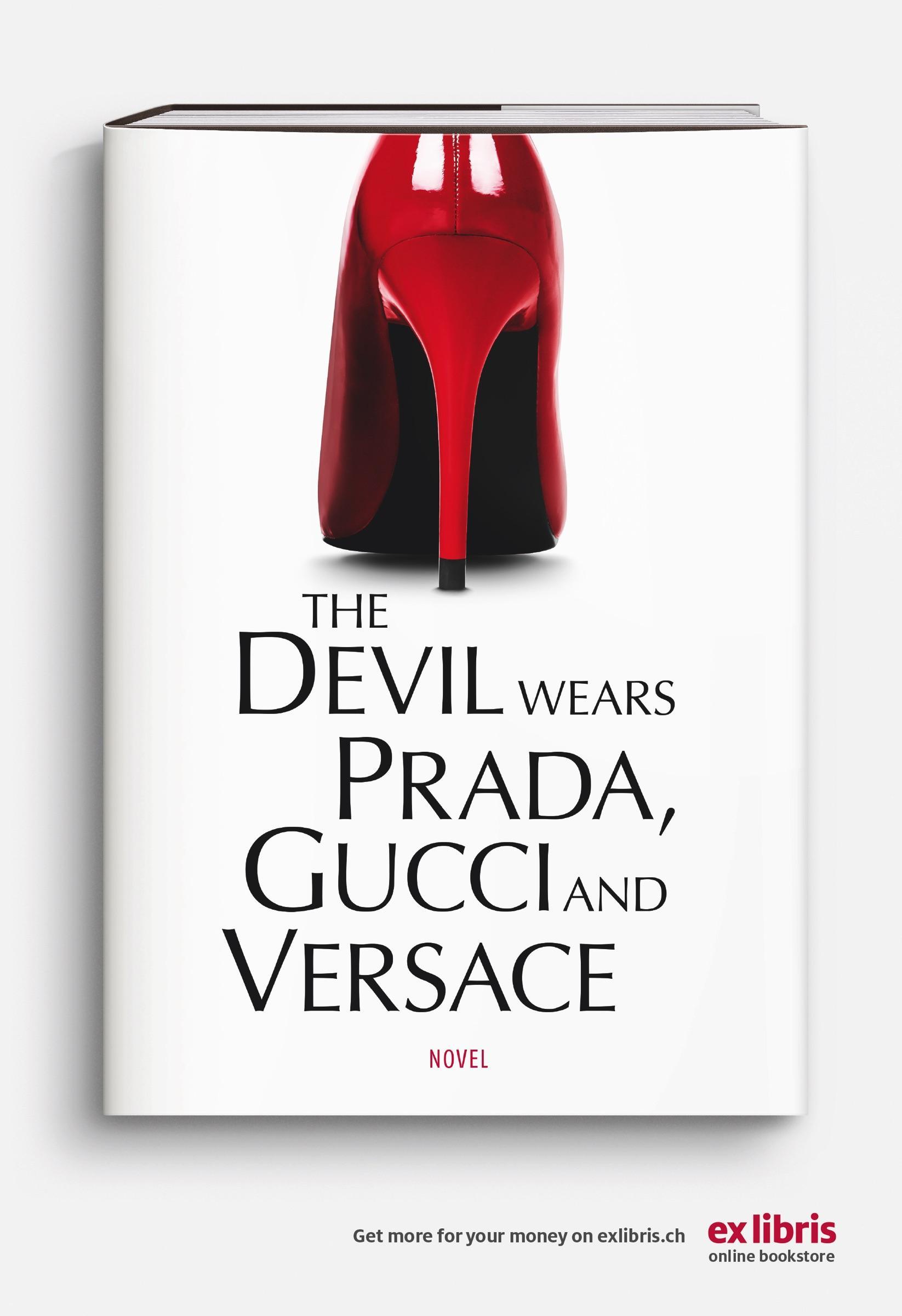 Ex Libris Print Ad - The Devil Wears Prada