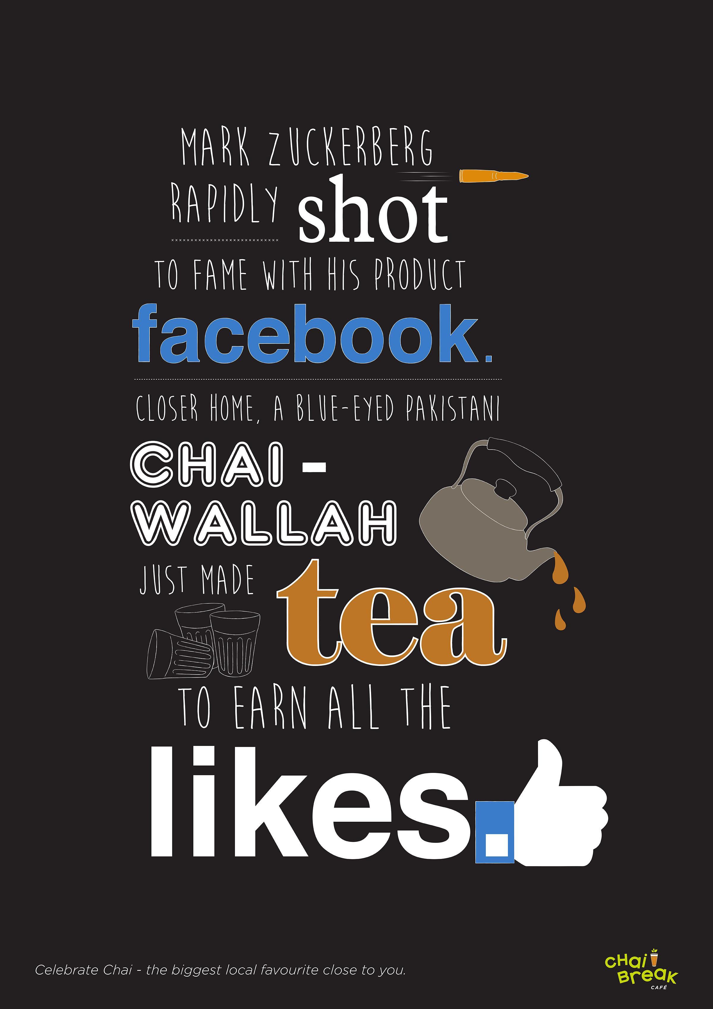 Chai Break Digital Ad - Facebook