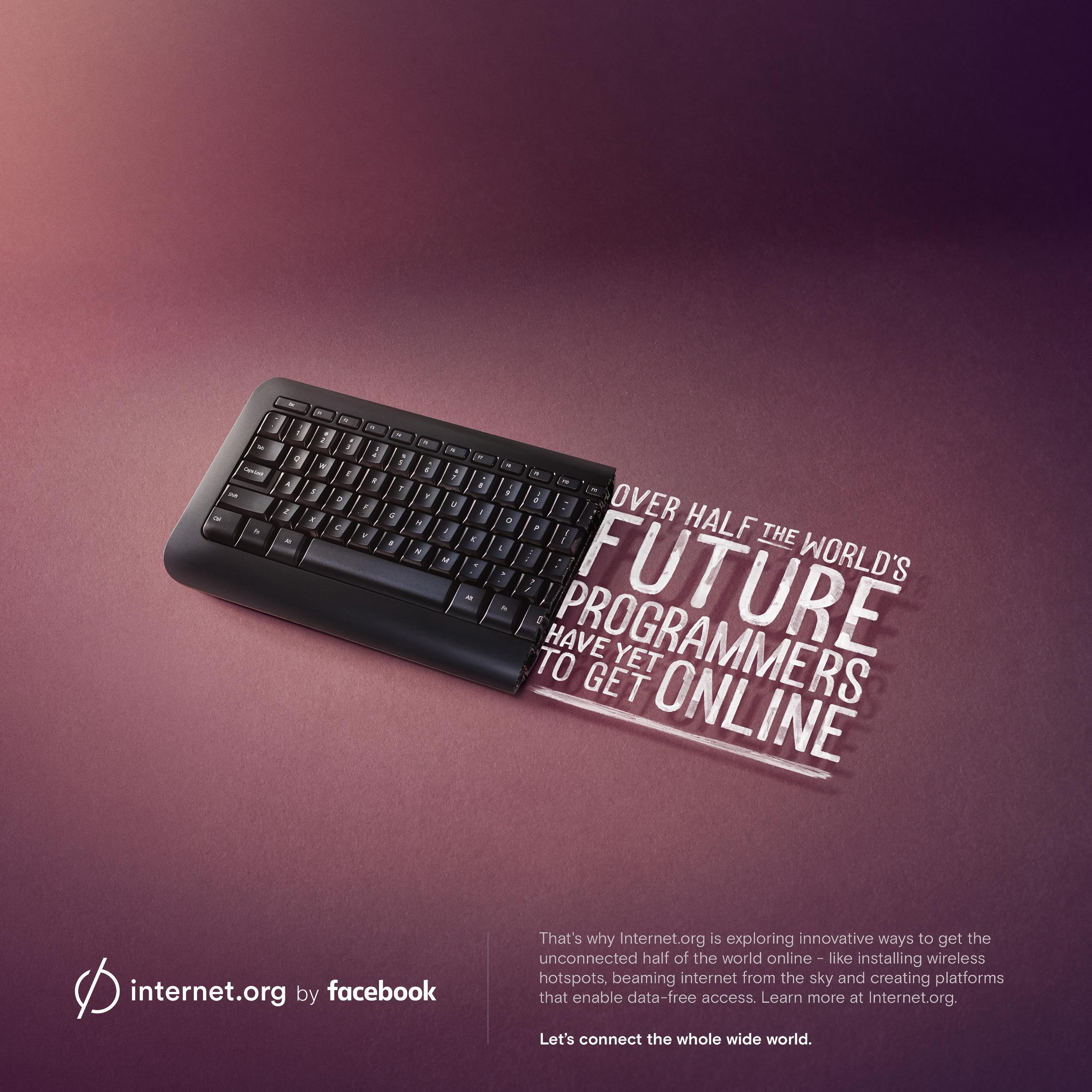 Facebook Print Ad - internet.org - Programmers