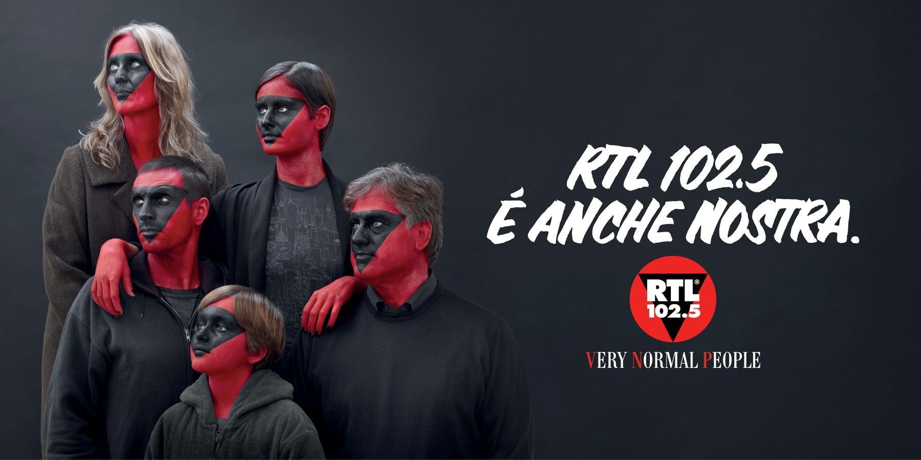 RTL 102.5 Print Ad -  Family