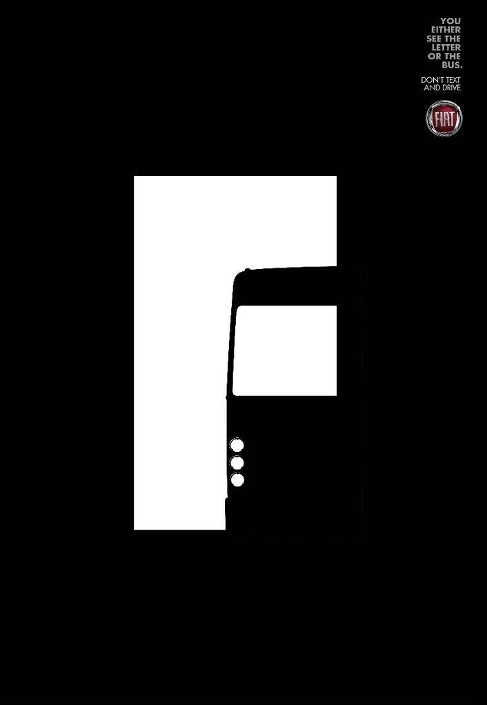 Fiat Print Ad -  Bus