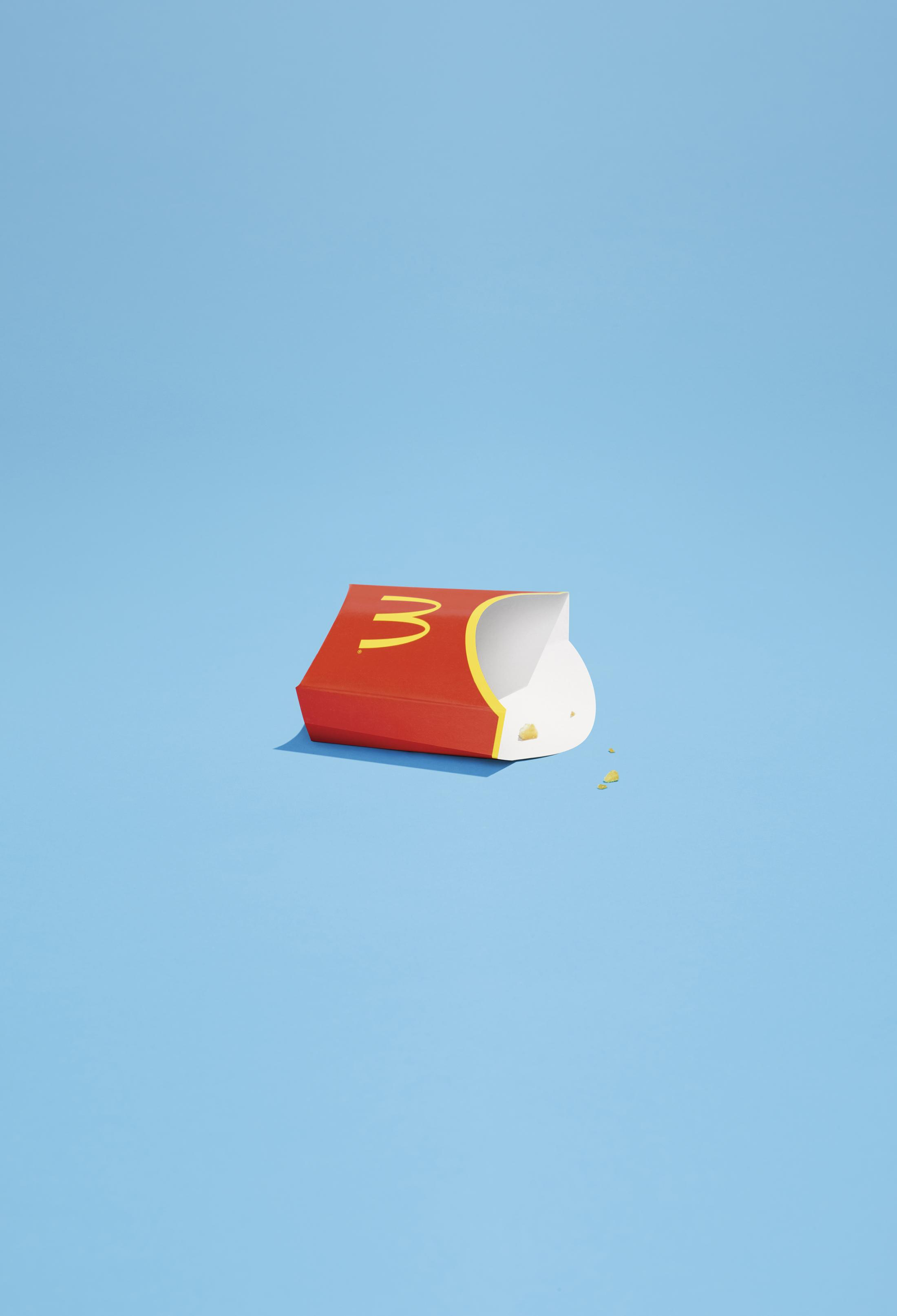 McDonald's Print Ad - French Fries