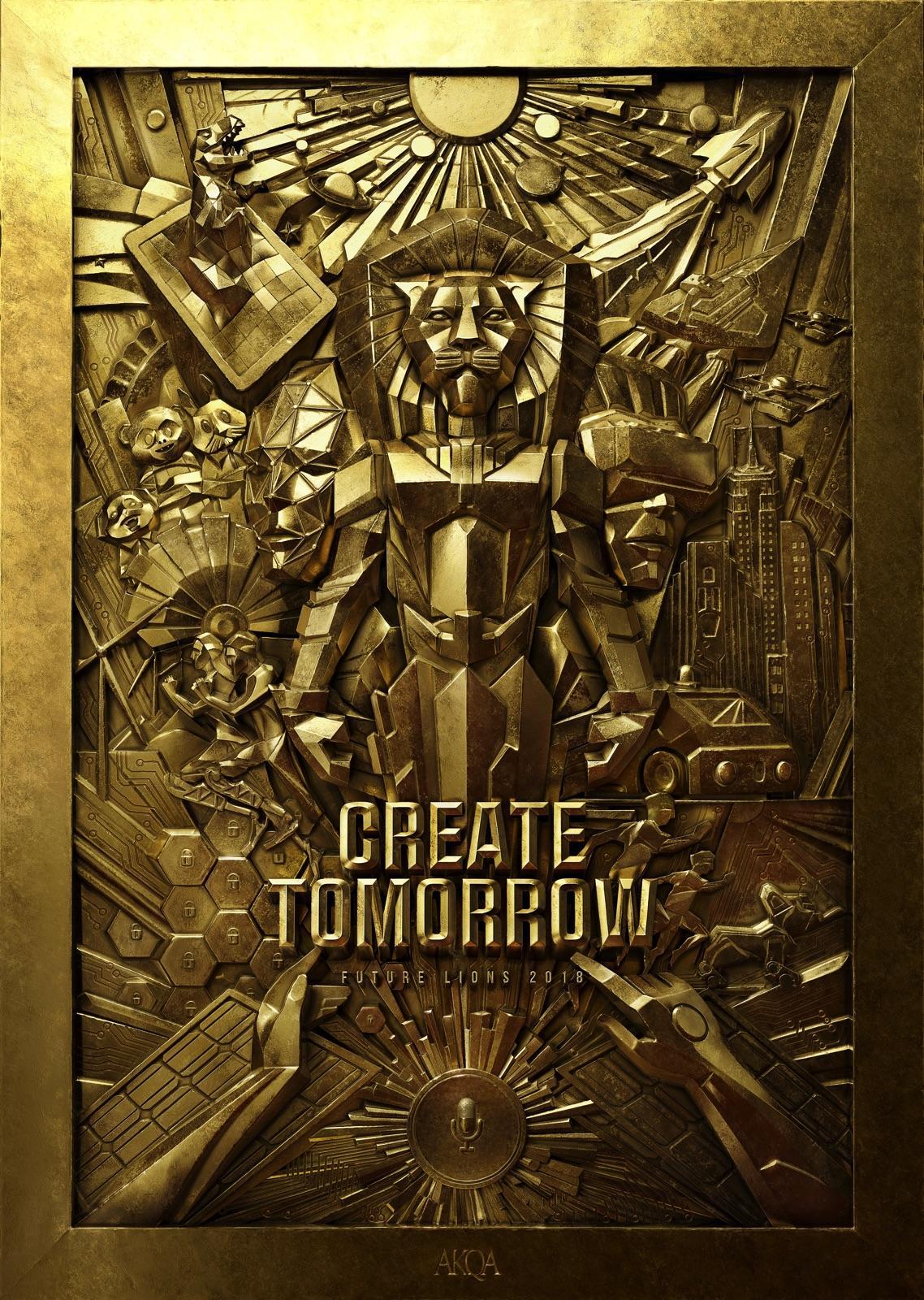 AKQA Print Ad - Future Lions 2018 Call for Entries