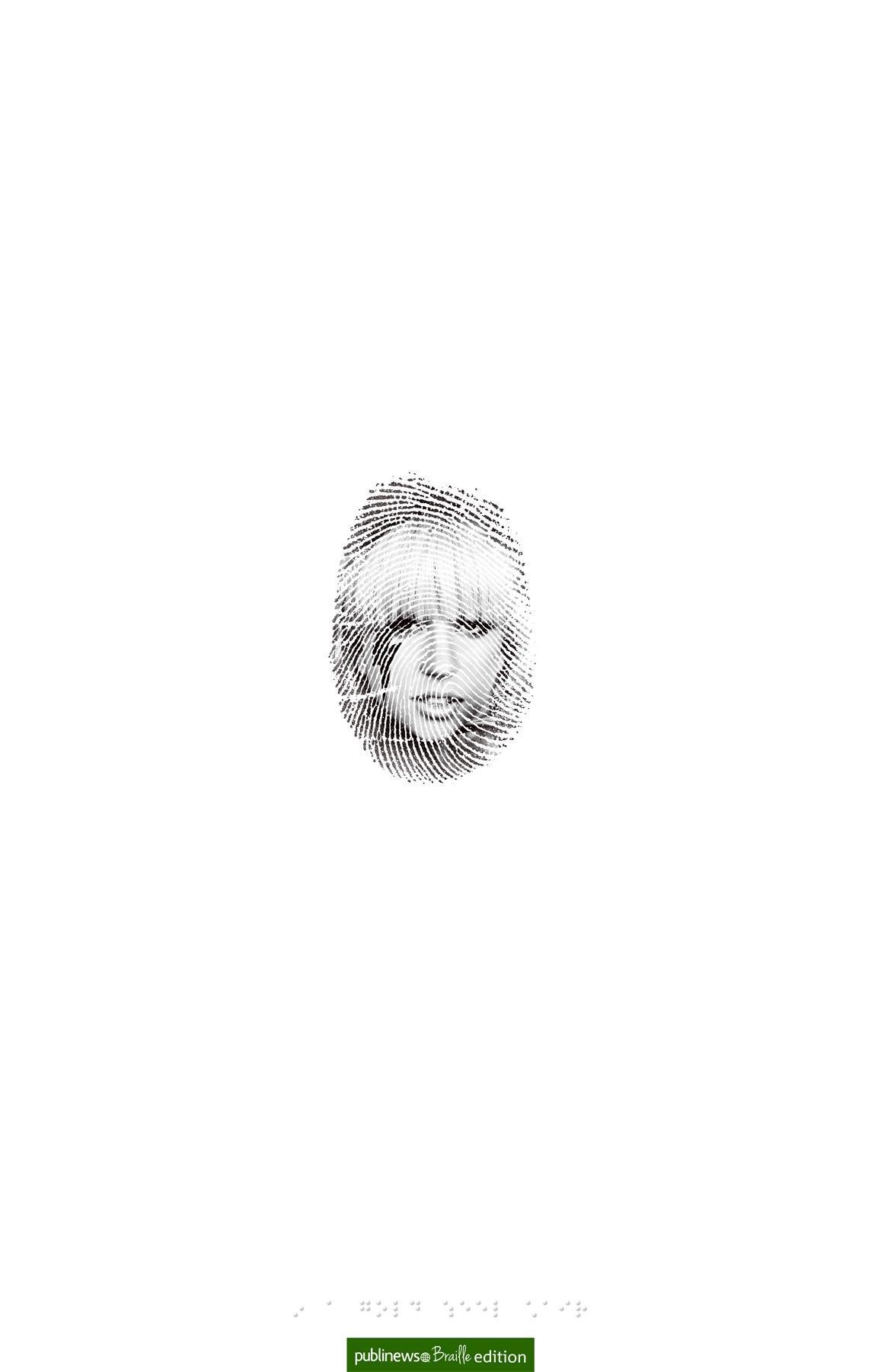 Publinews Print Ad -  Lady Gaga