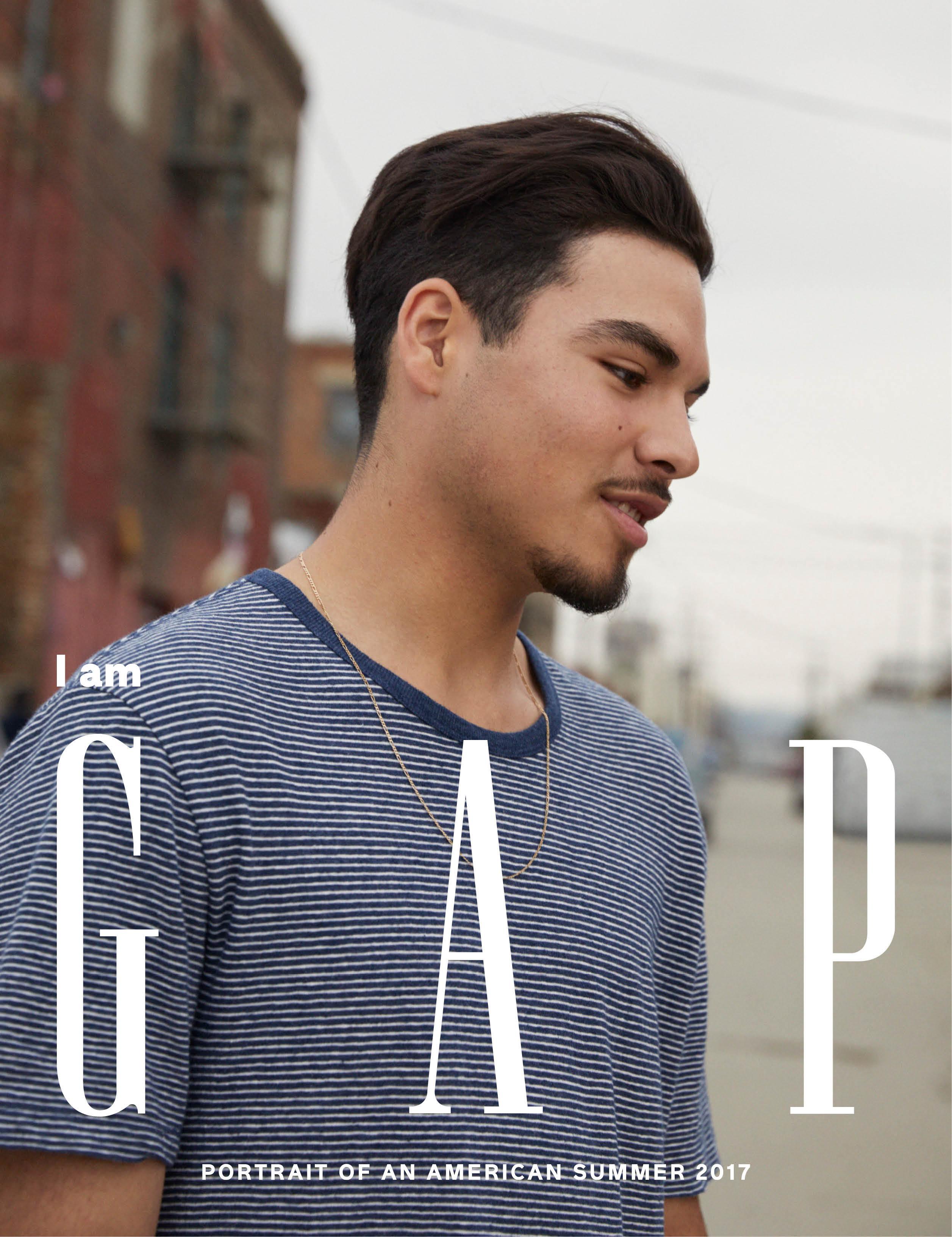 GAP Print Ad - I am GAP, 4