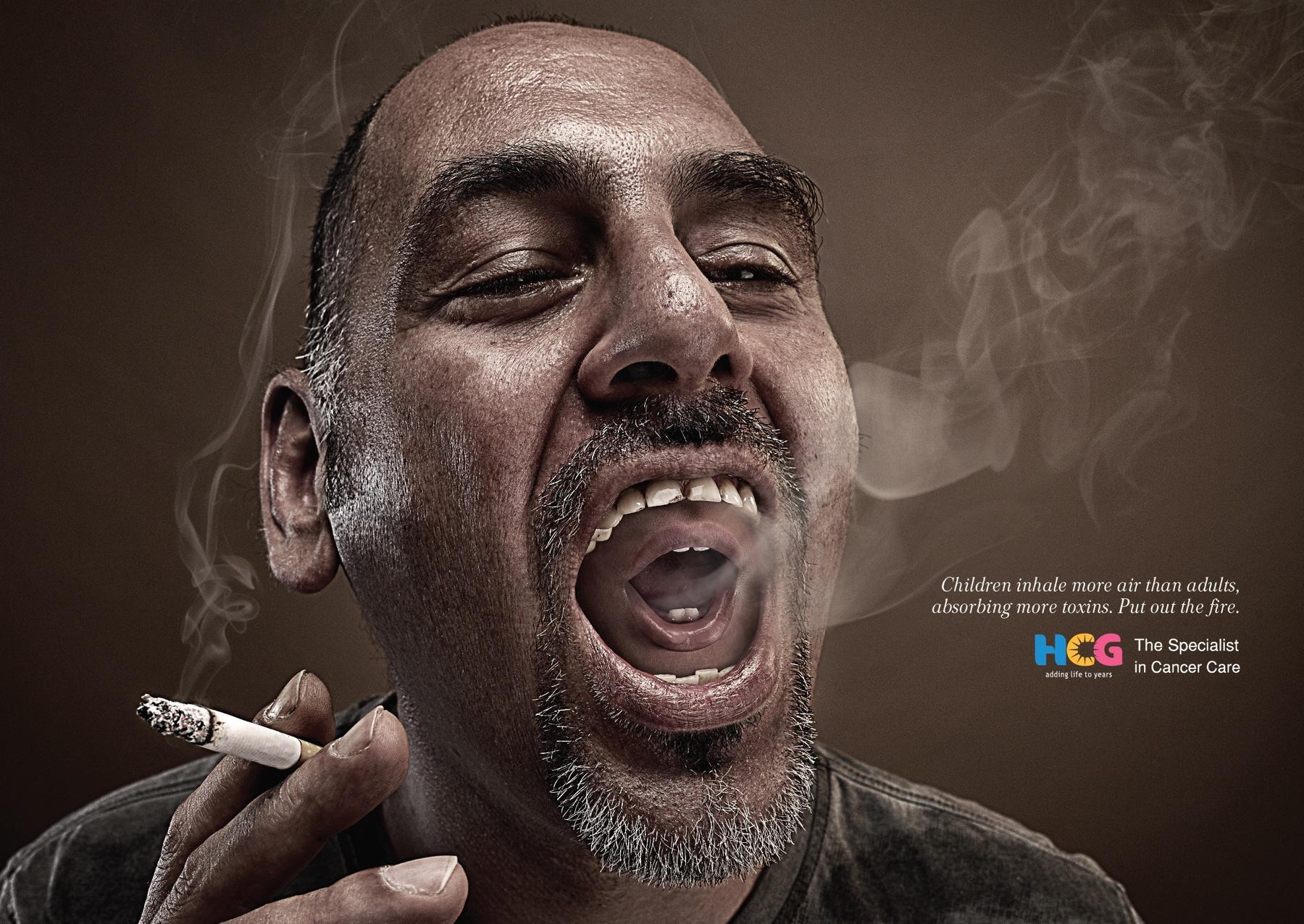 HCG Print Ad -  Happy Uncle