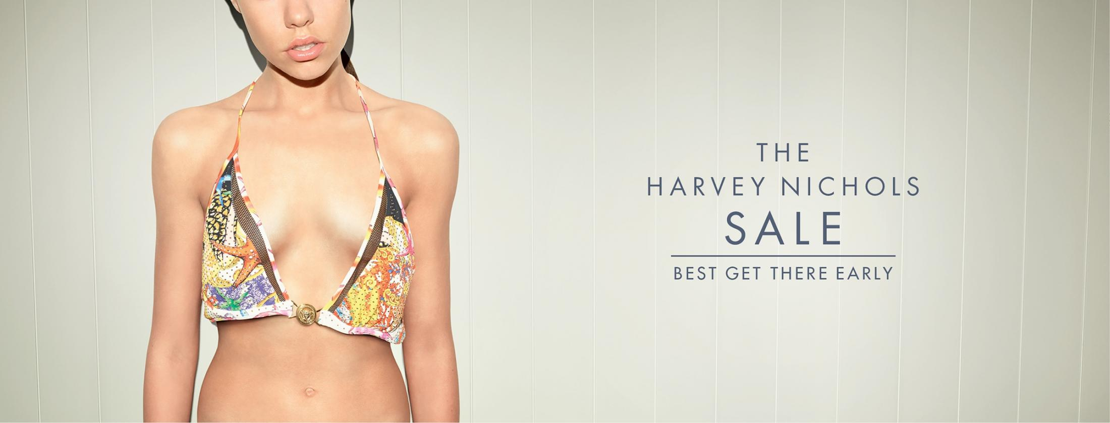 Harvey Nichols Print Ad -  Bad fit, 3