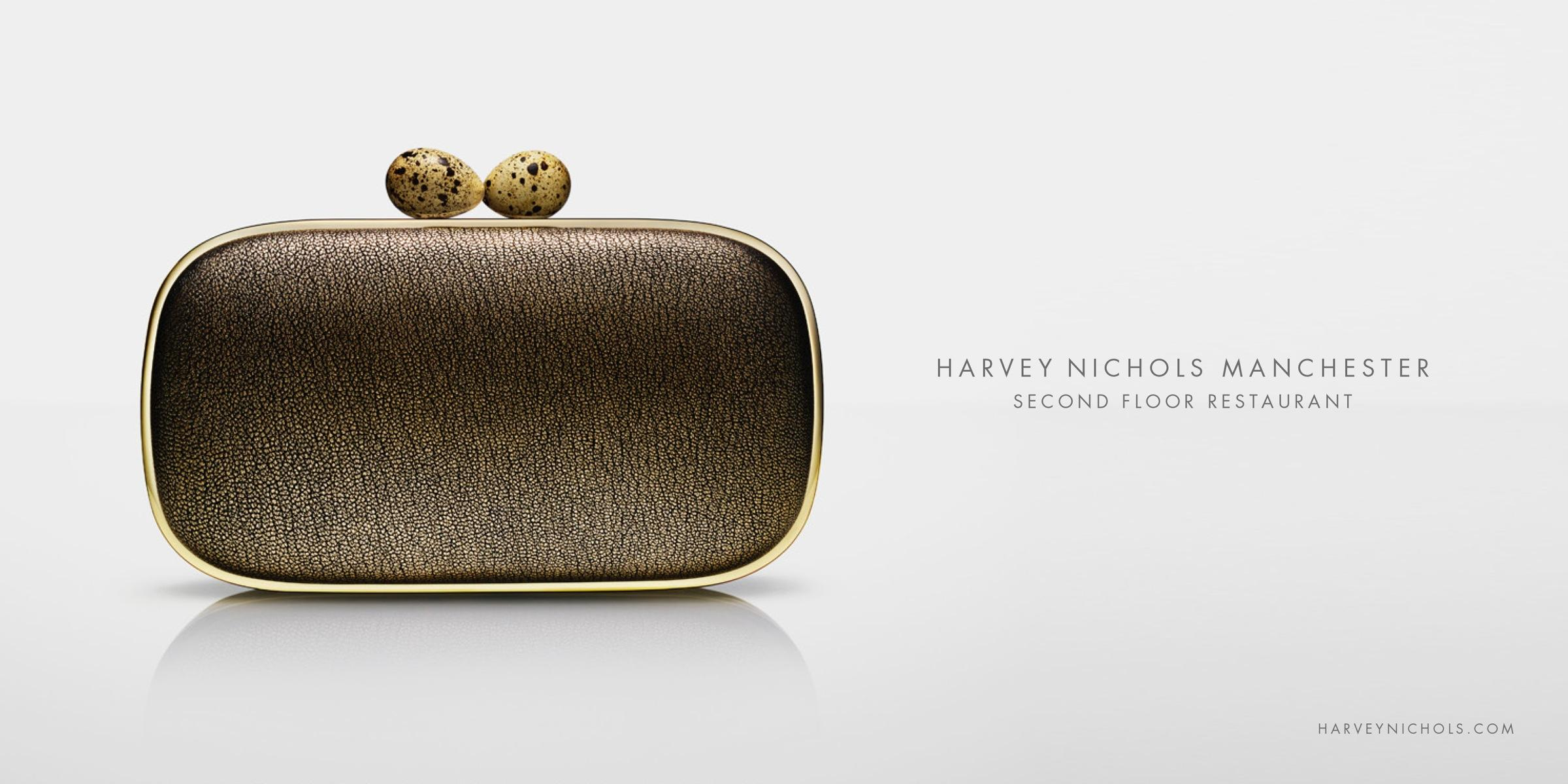 Harvey Nichols Outdoor Ad -  Clutch