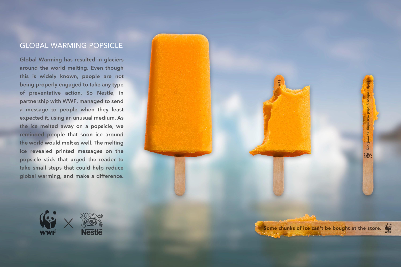 WWF Direct Ad - Hotsicles