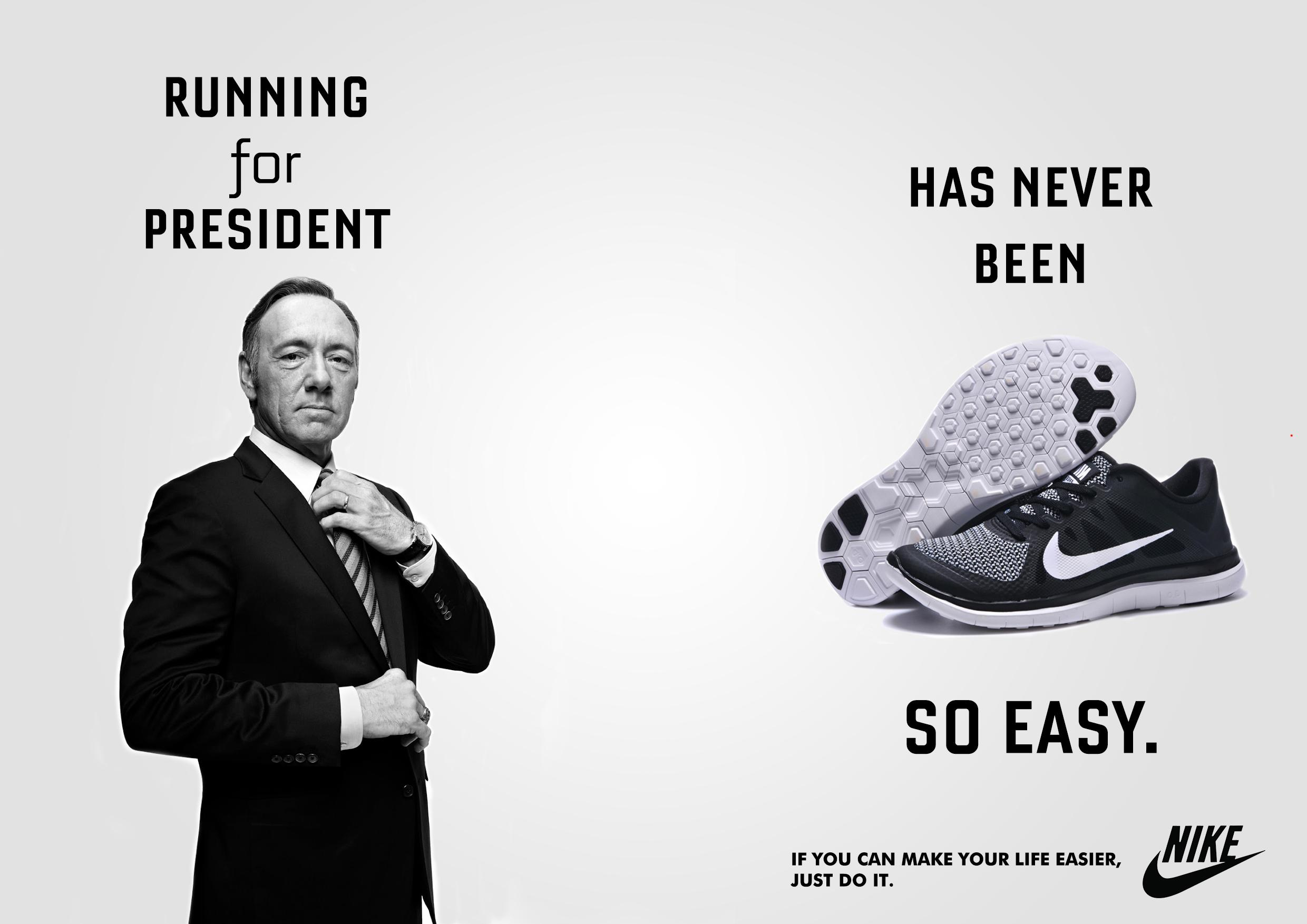 Nike: House of Cards