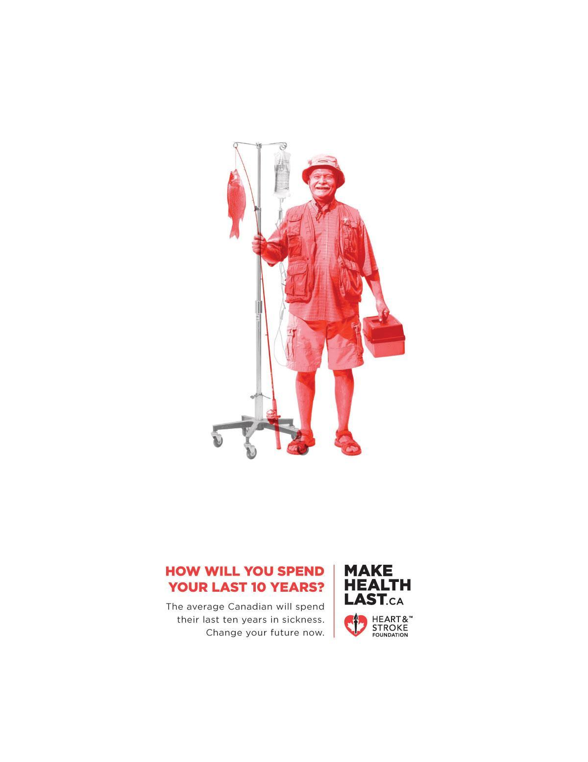 Heart and Stroke Foundation Print Ad -  Future, 3