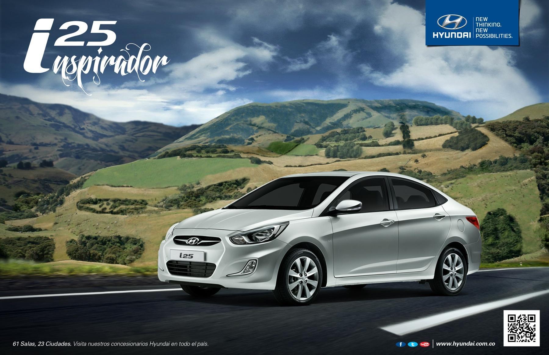 Hyundai Print Ad -  Inspiring