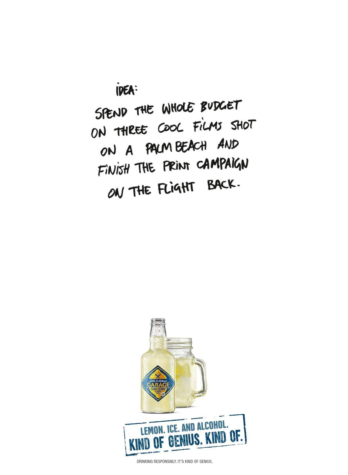 Seth & Riley's Garage Print Ad -  Idea, 4