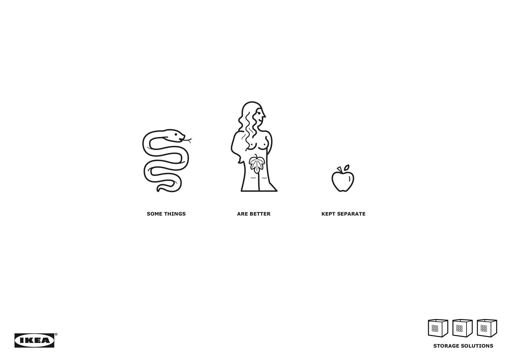 IKEA Print Ad -  Lekman